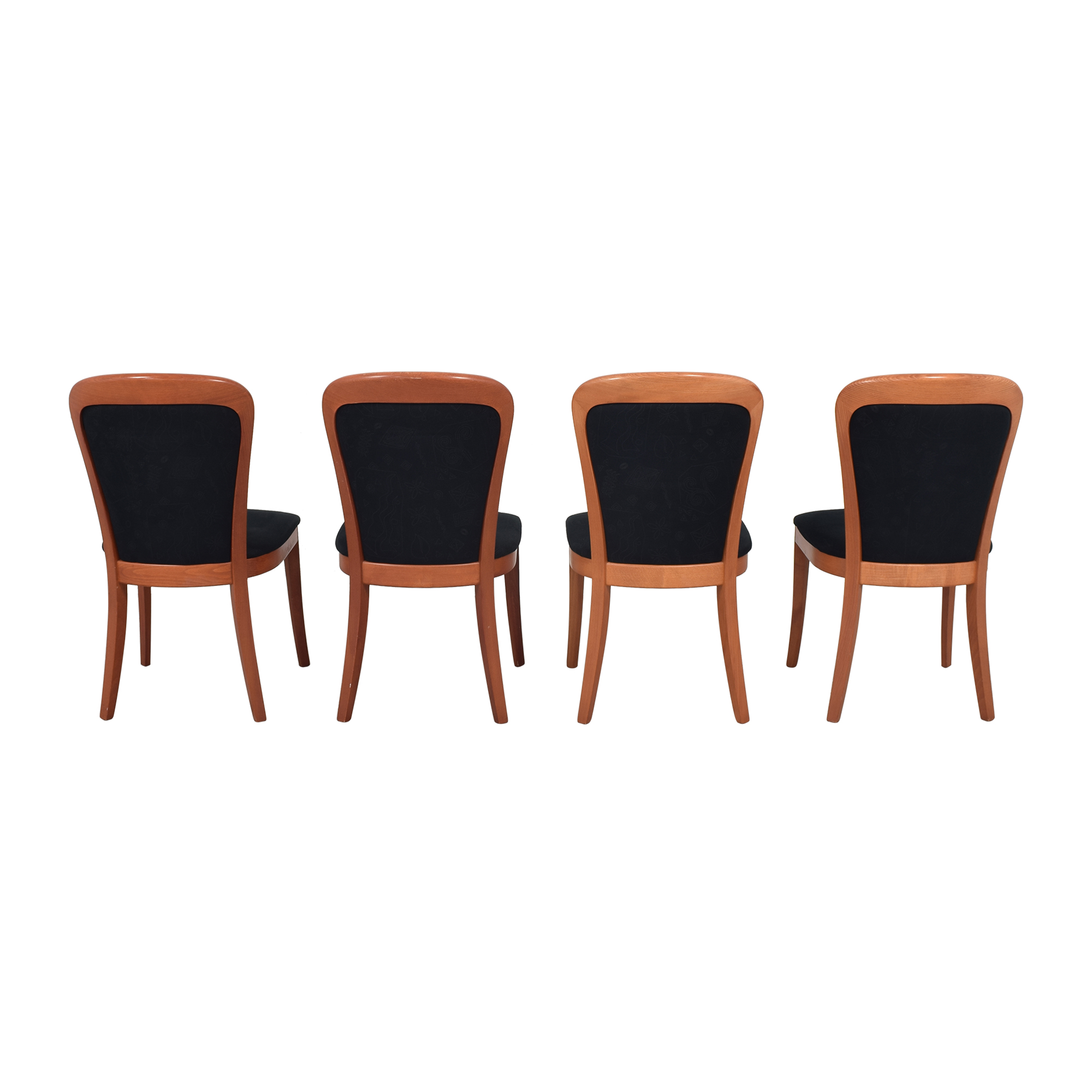 SA A. Sibau SA A. Sibau Dining Chairs used