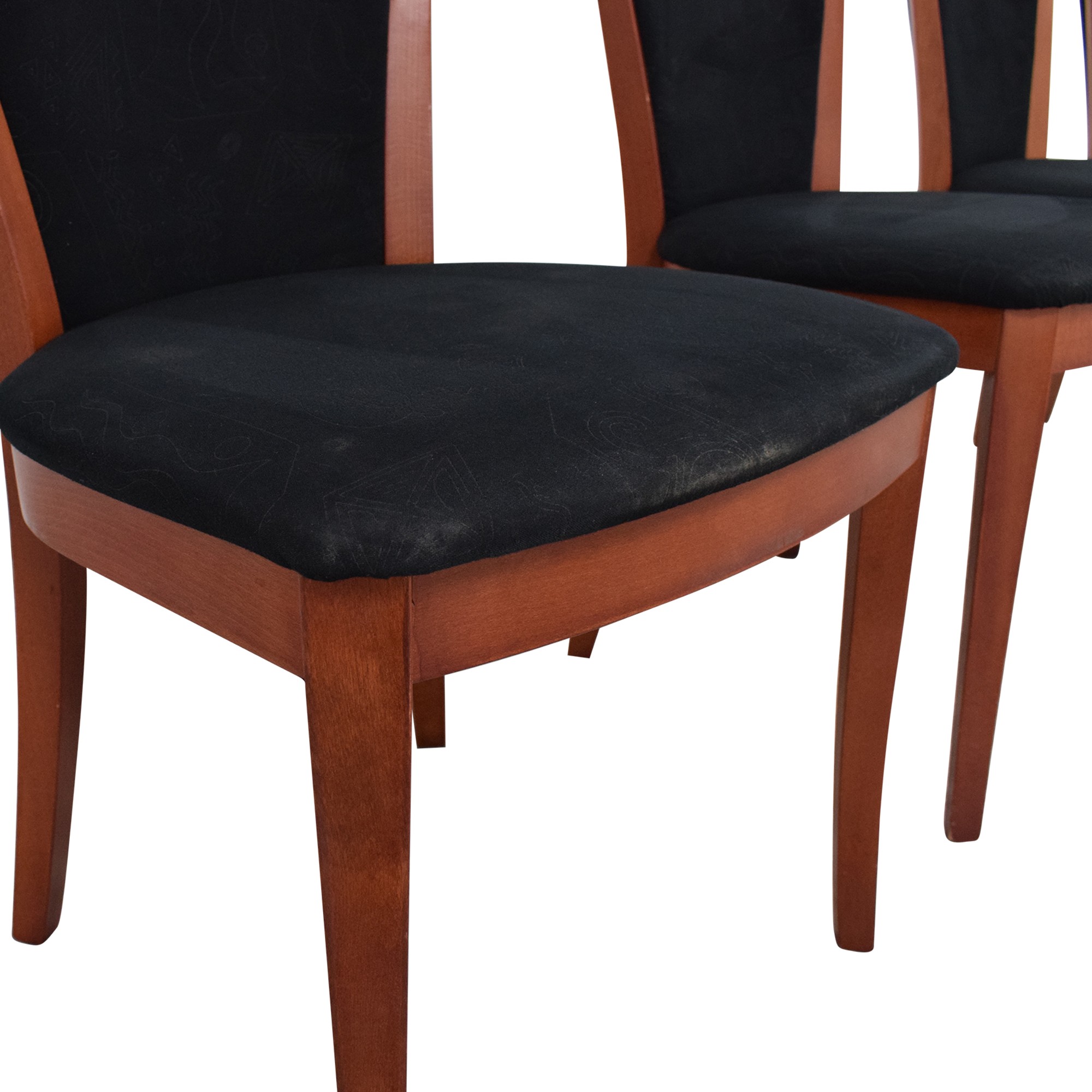 SA A. Sibau SA A. Sibau Dining Chairs dimensions