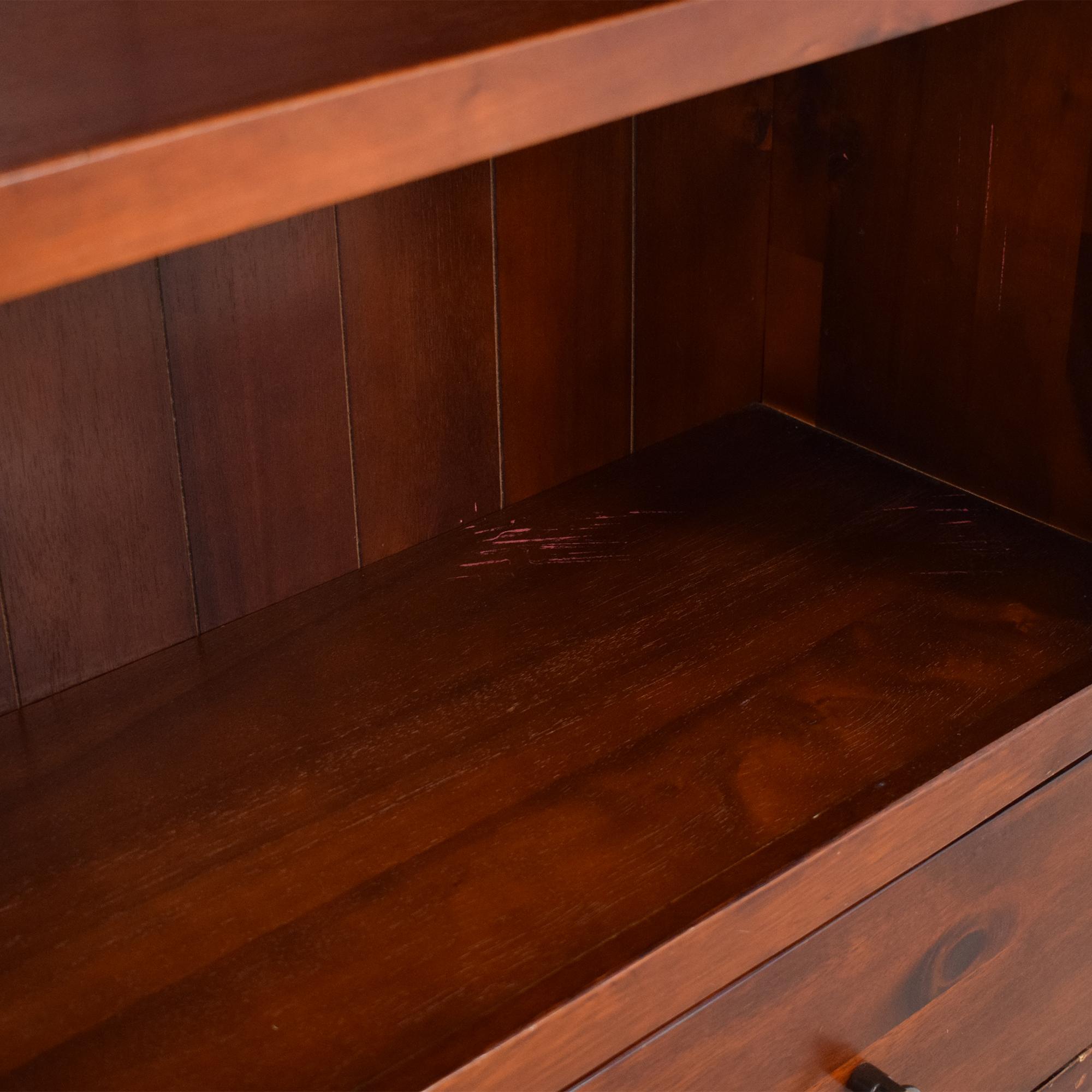 Tall Bookshelf with Drawer / Storage