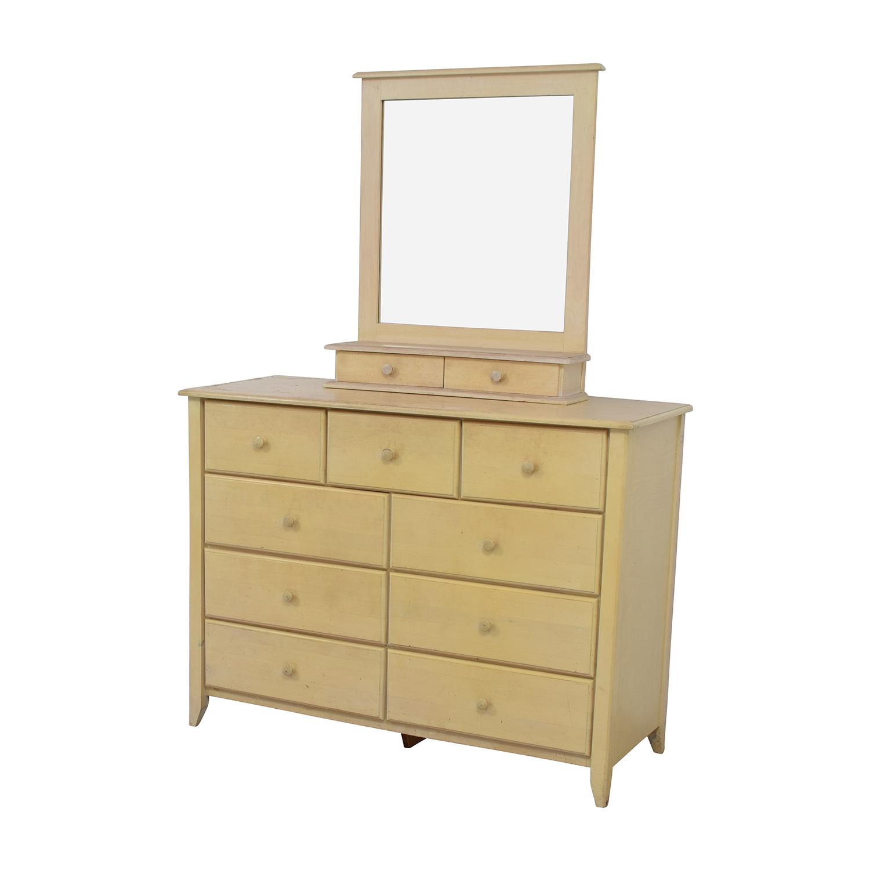 54% OFF - Gothic Cabinet Craft Gothic Cabinet Craft Nine-Drawer ...
