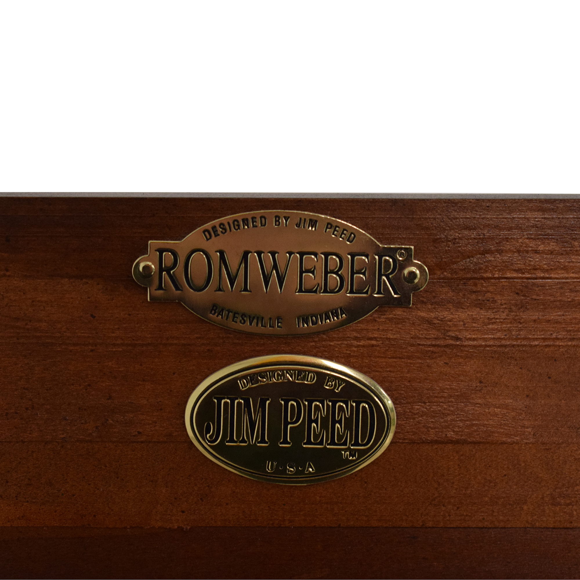 shop Romweber by Jim Peed Modern Bookcase Romweber