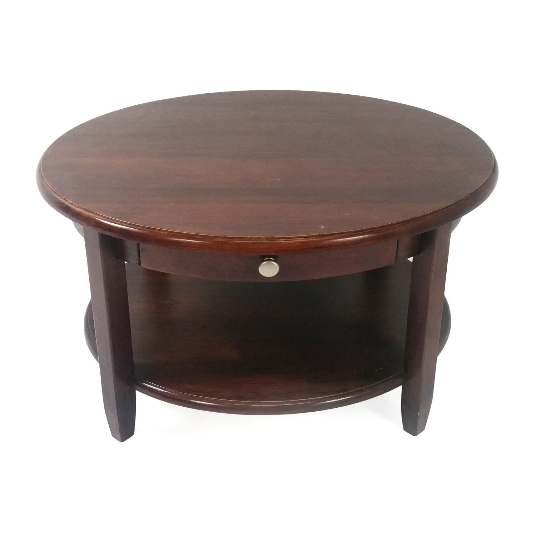 90% OFF Bloomingdales Bloomingdales Retro Coffee Table Tables