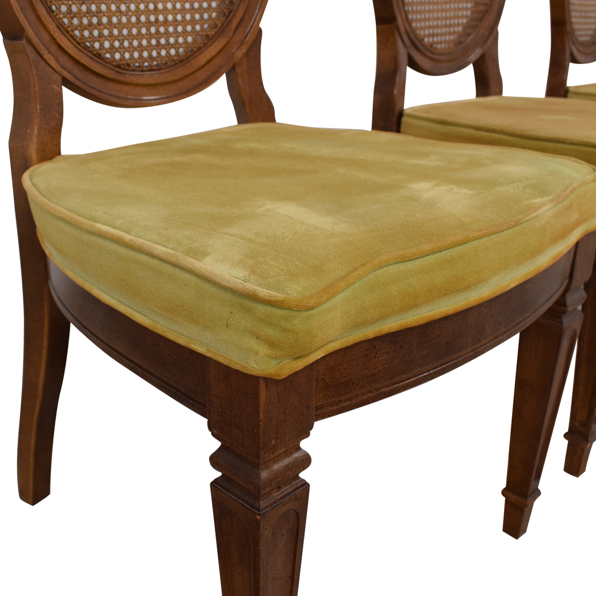 Thomasville Italian Provincial Style Dining Chairs Thomasville