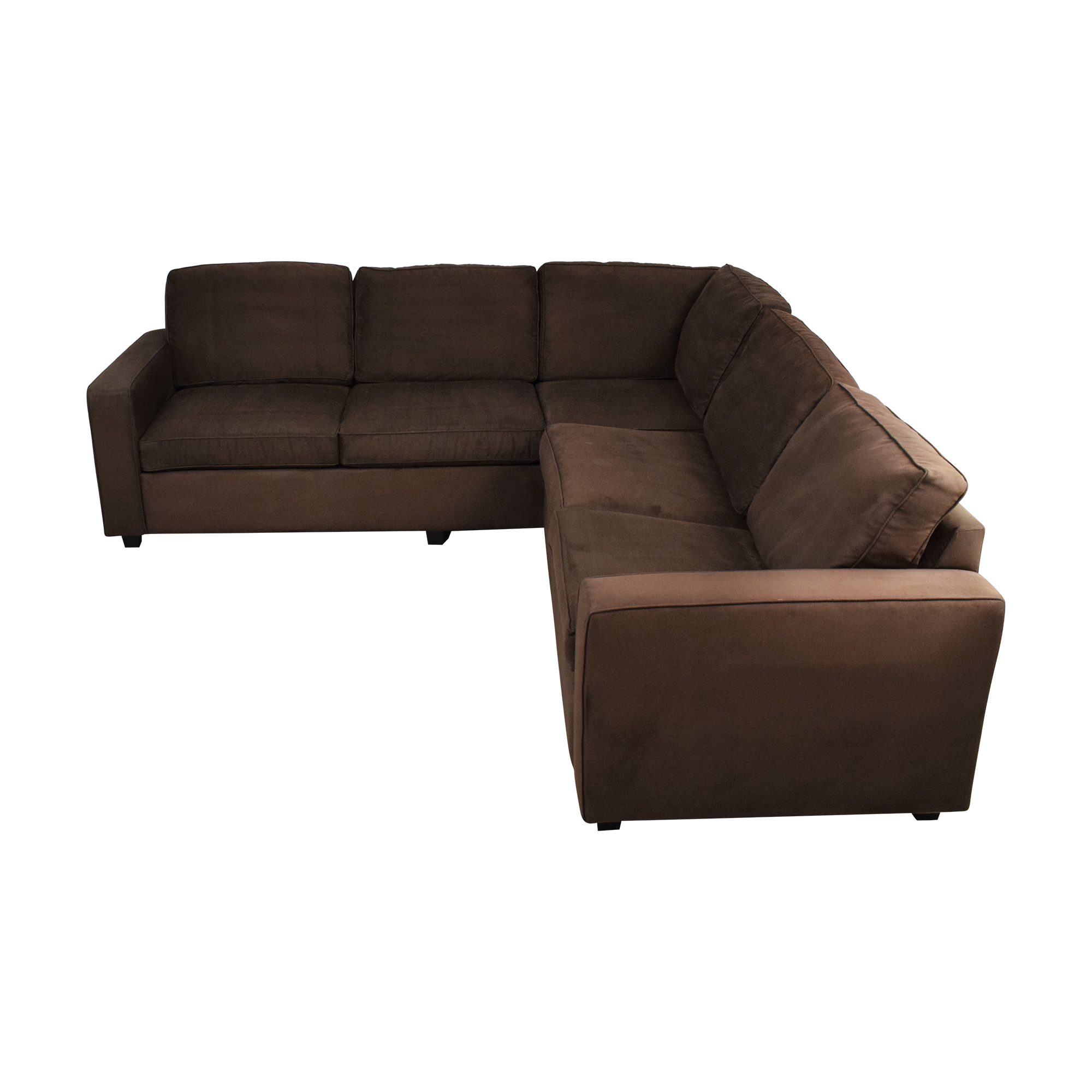 L-Shaped Sleeper Sofa for sale