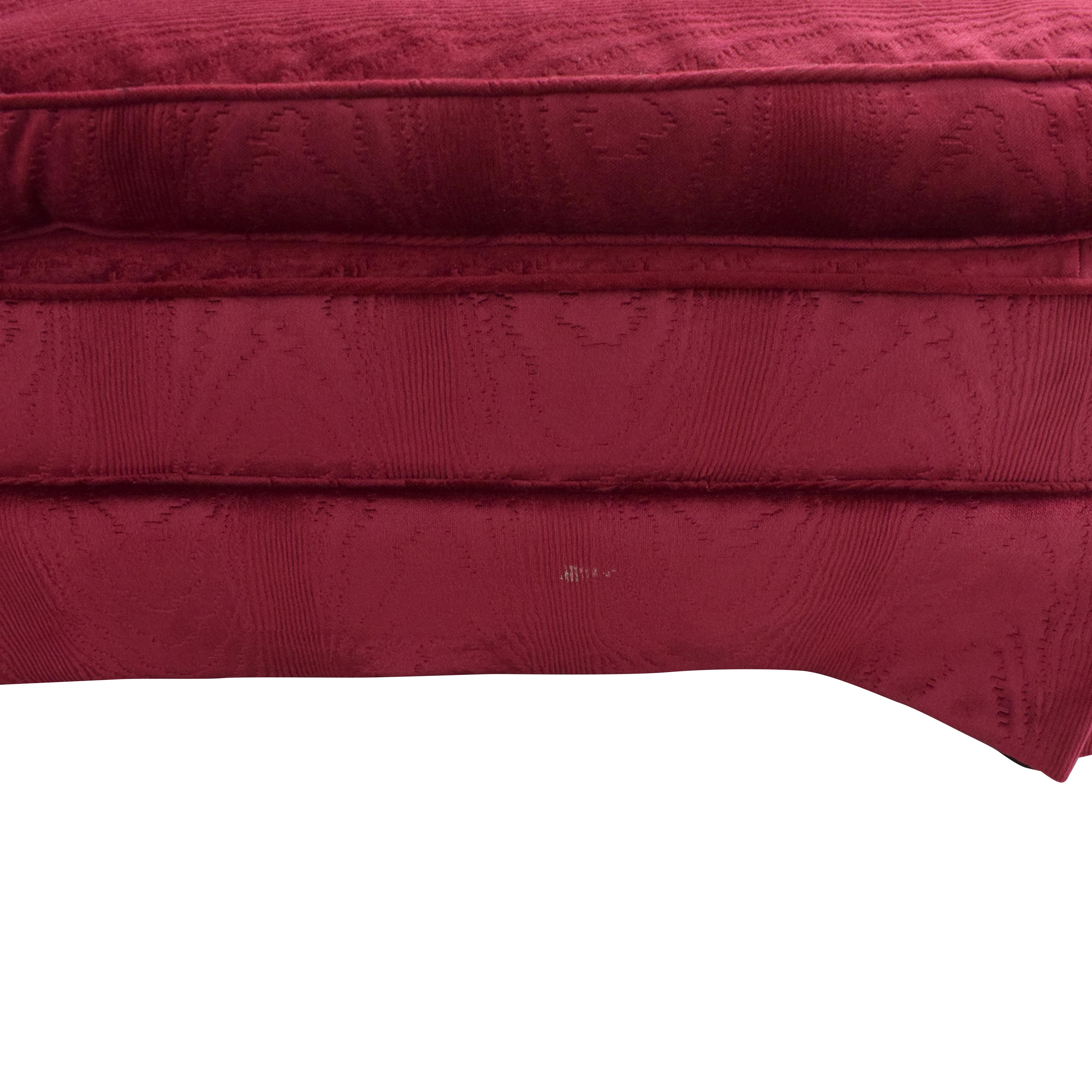 buy Vintage Upholstered Chaise