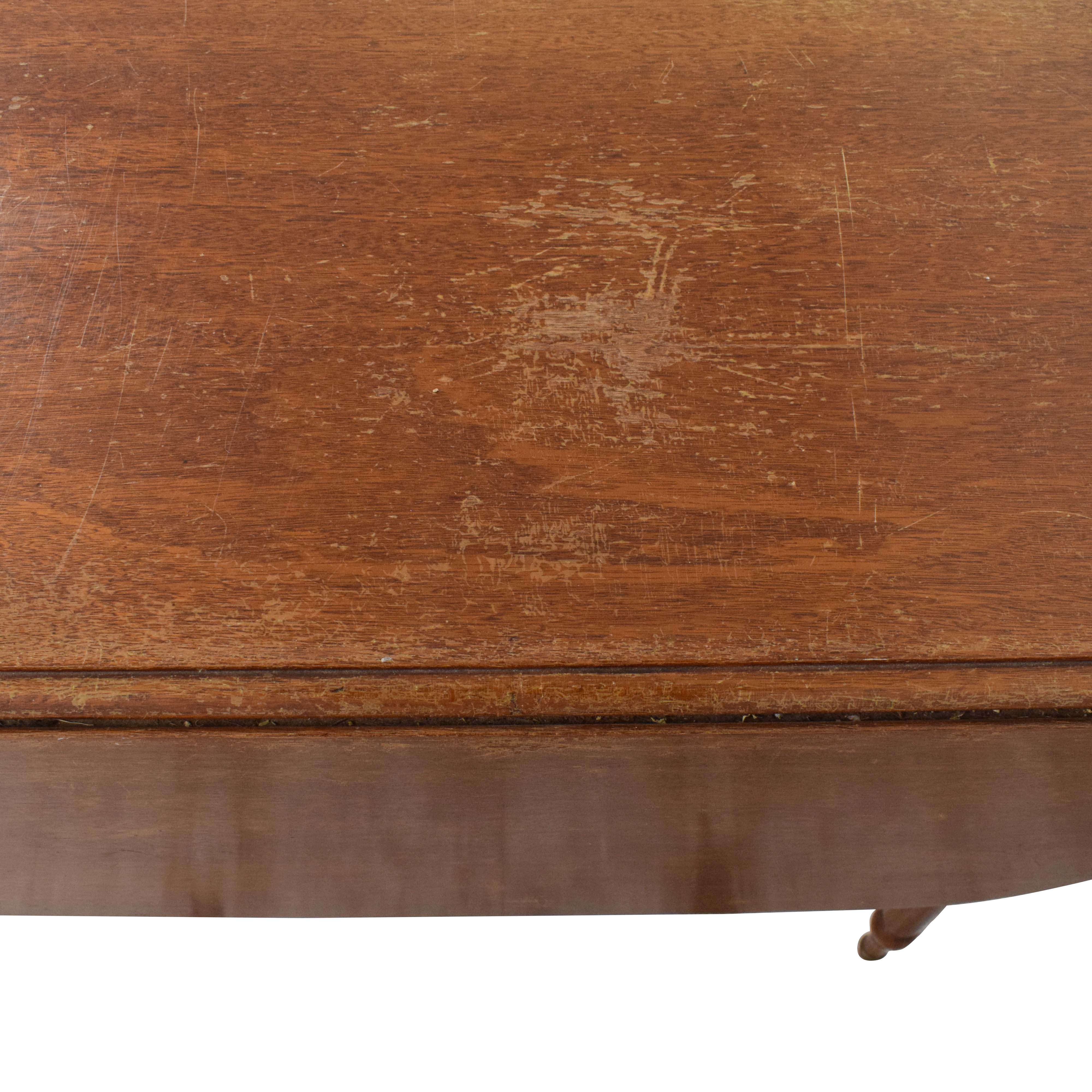 American Federal Drop Leaf Console Table sale