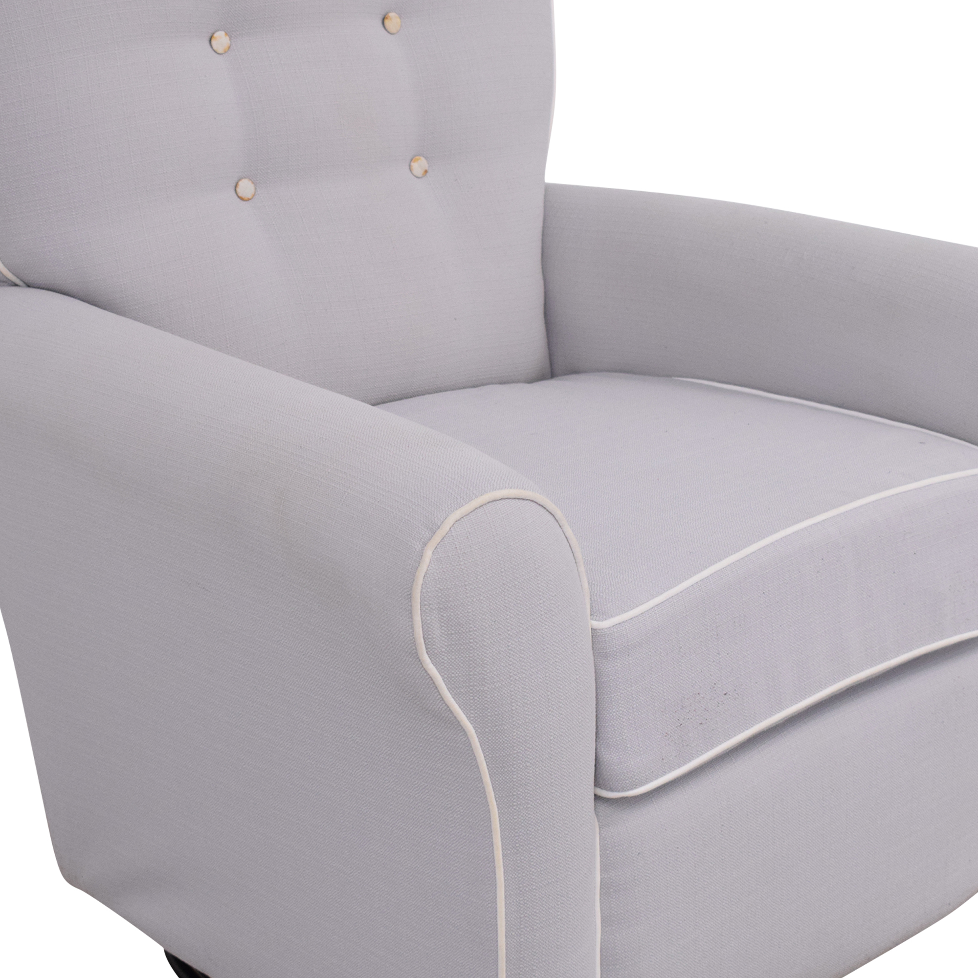 Tufted Glider Swivel Rocker Chair price