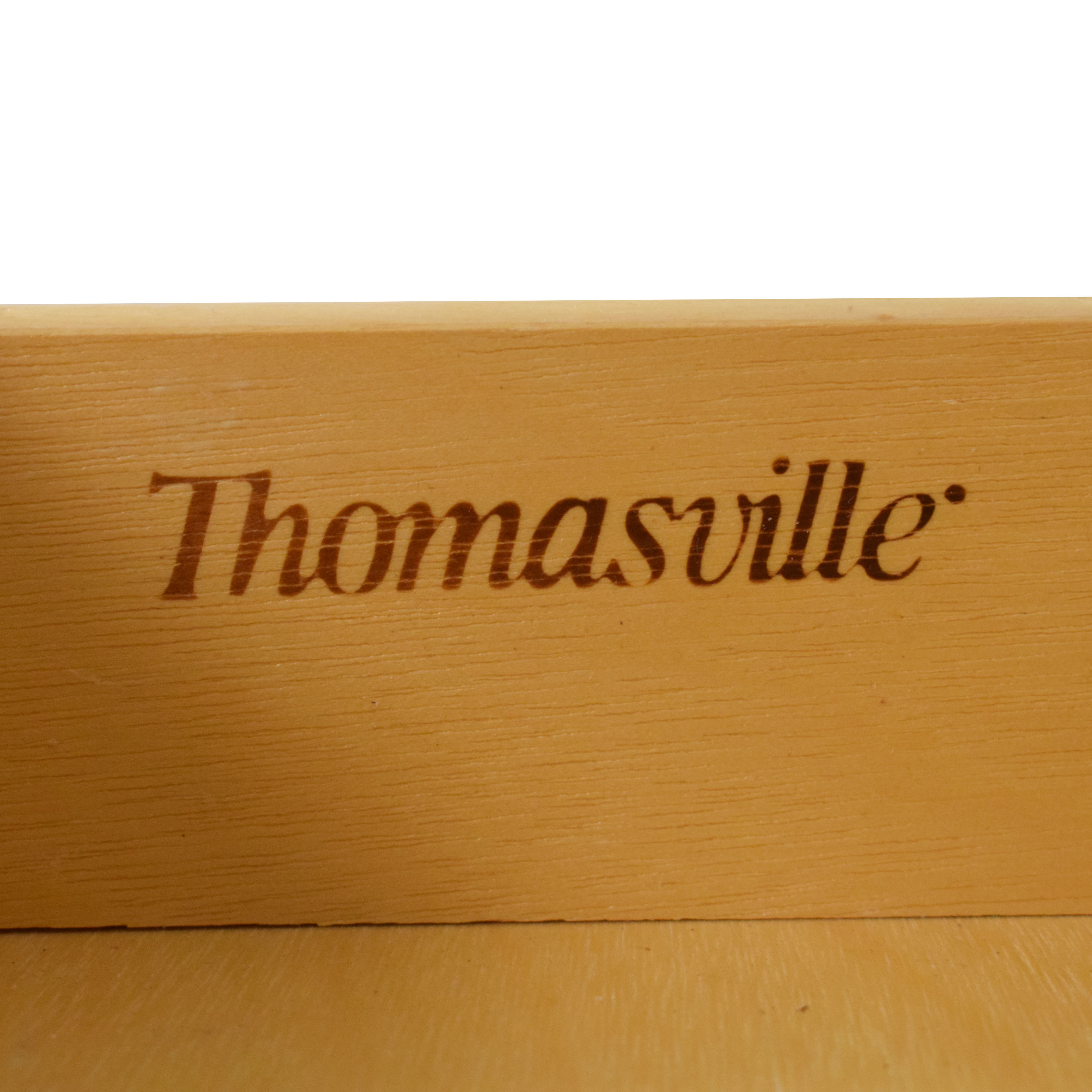 Thomasville Collectors Bombay Chest Nightstand sale