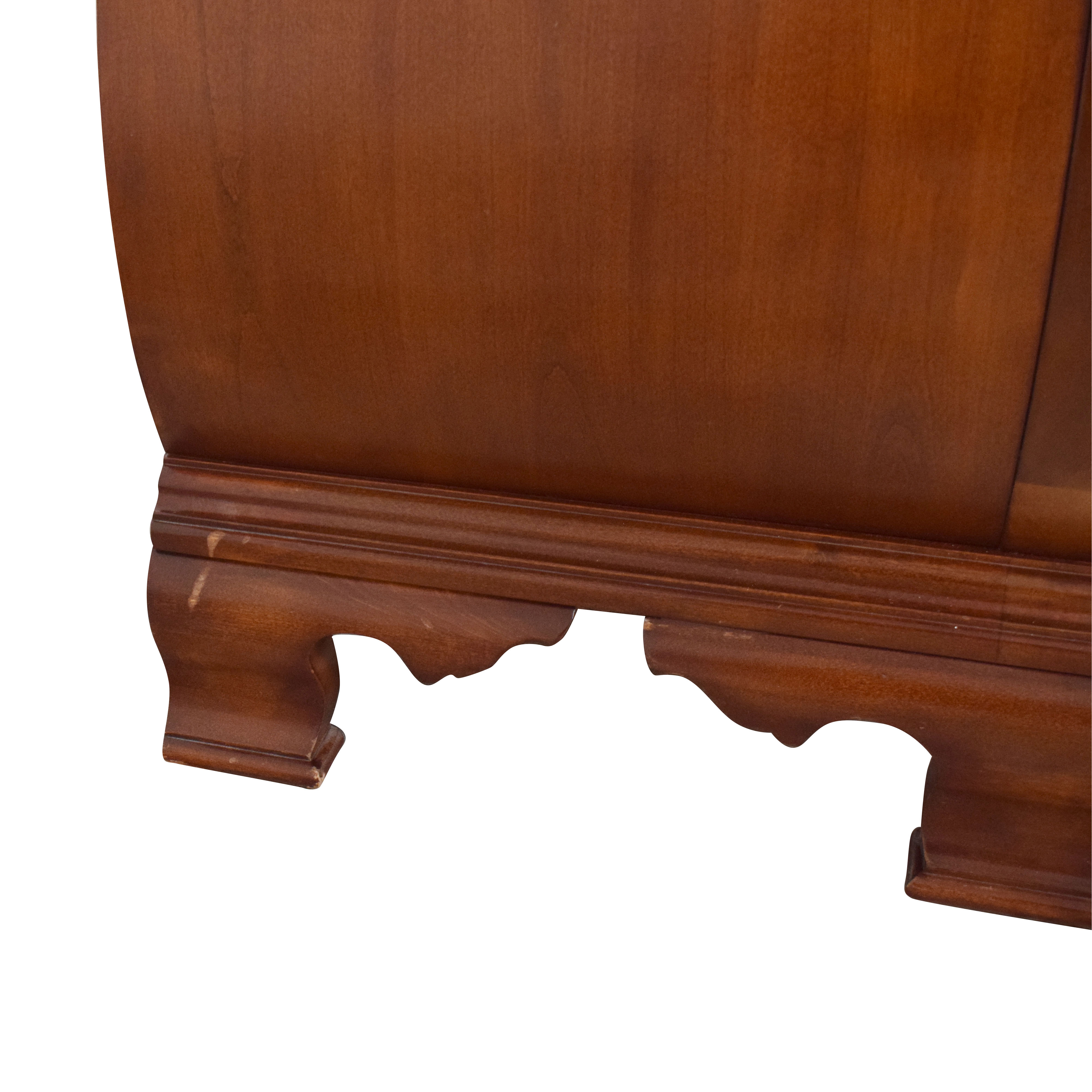 Thomasville Collectors Bombay Chest Nightstand / End Tables