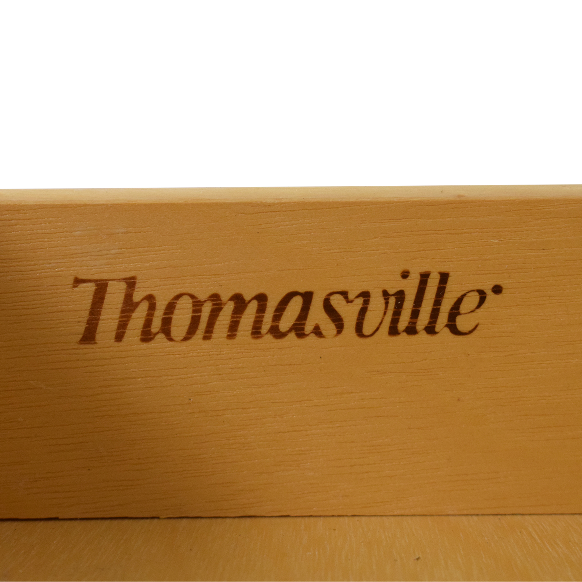 Thomasville Thomasville Collectors Bombay Chest Nightstand discount