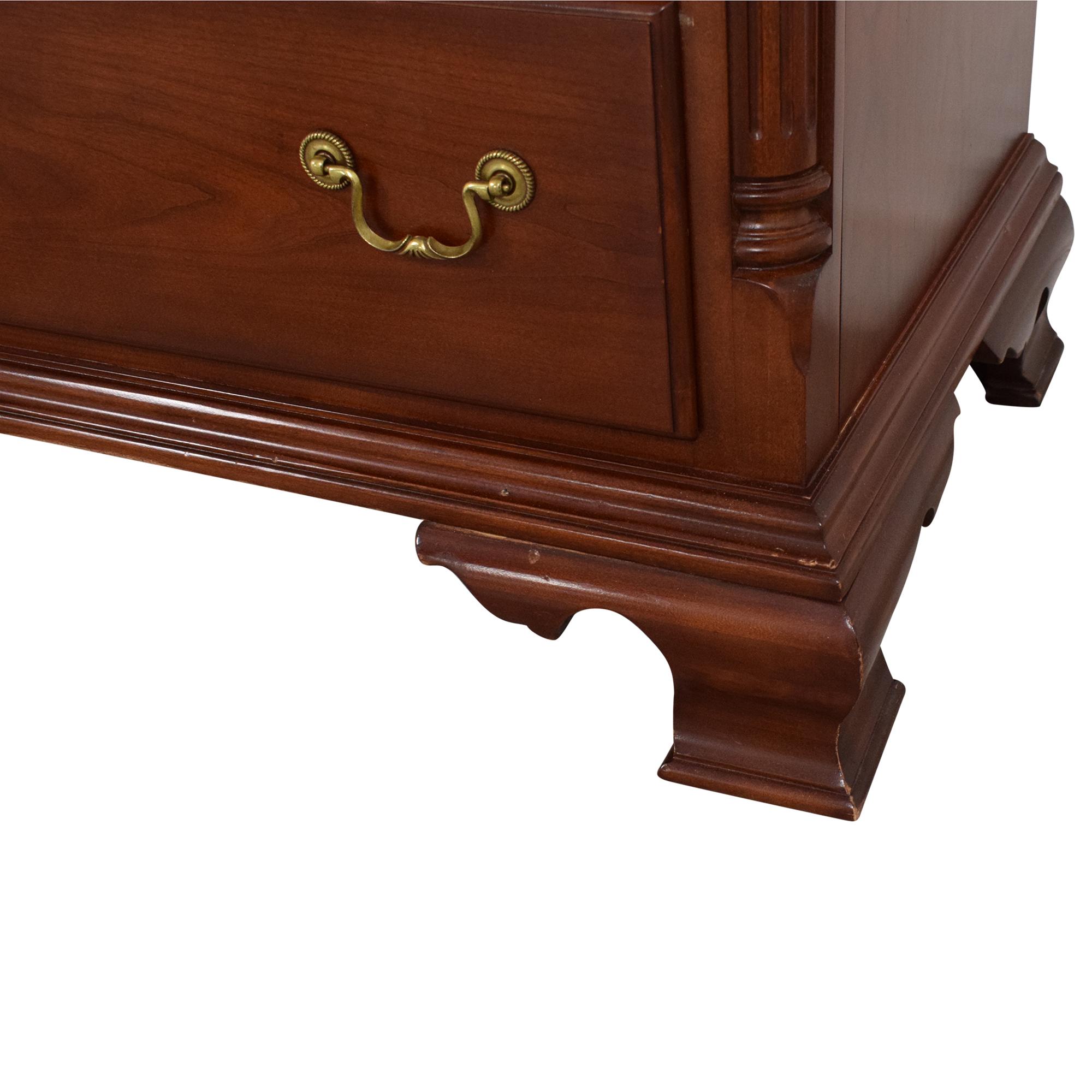 shop Thomasville Thomasville Eight Drawer Dresser with Mirror online