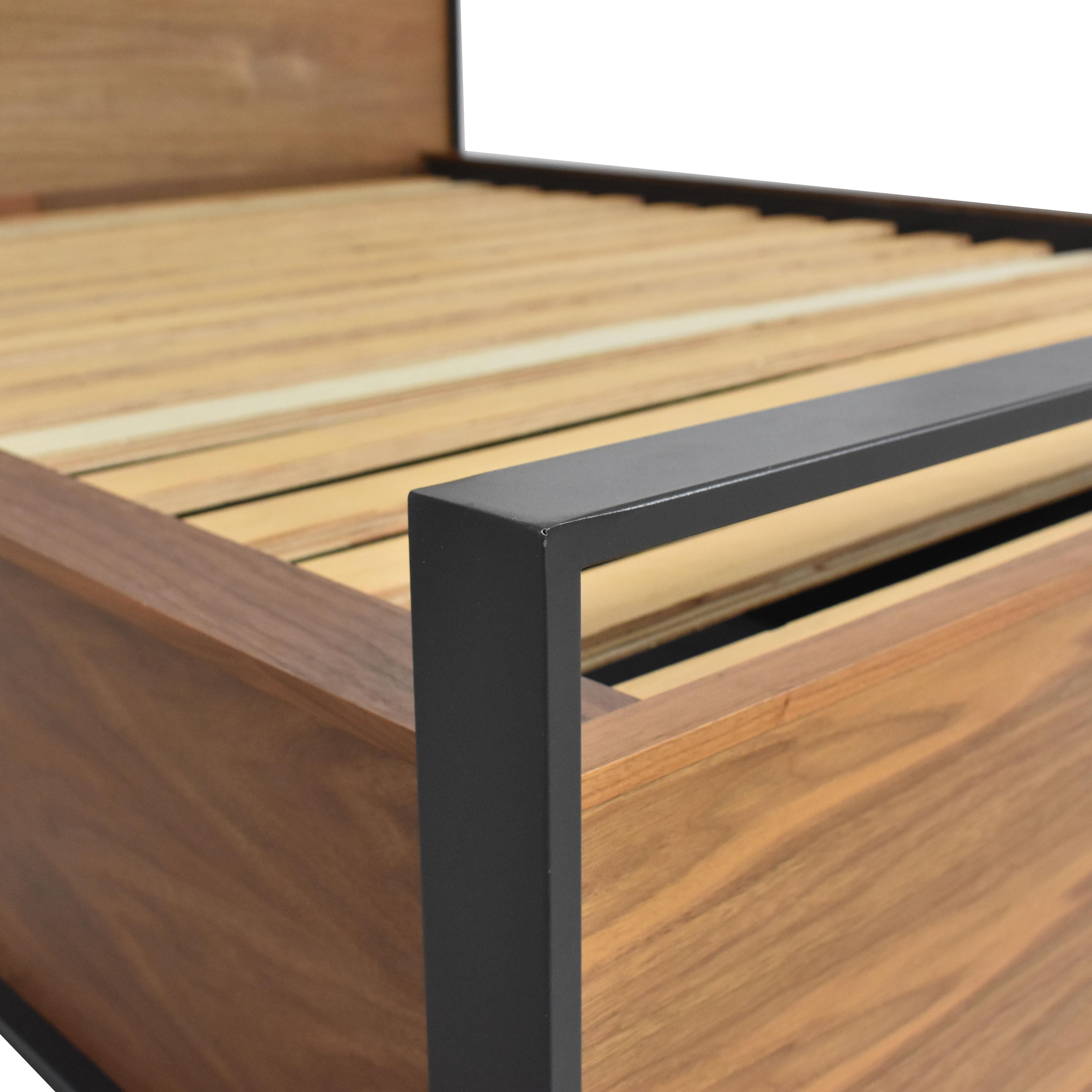 Crate & Barrel Crate & Barrel Queen Storage Bed Bed Frames