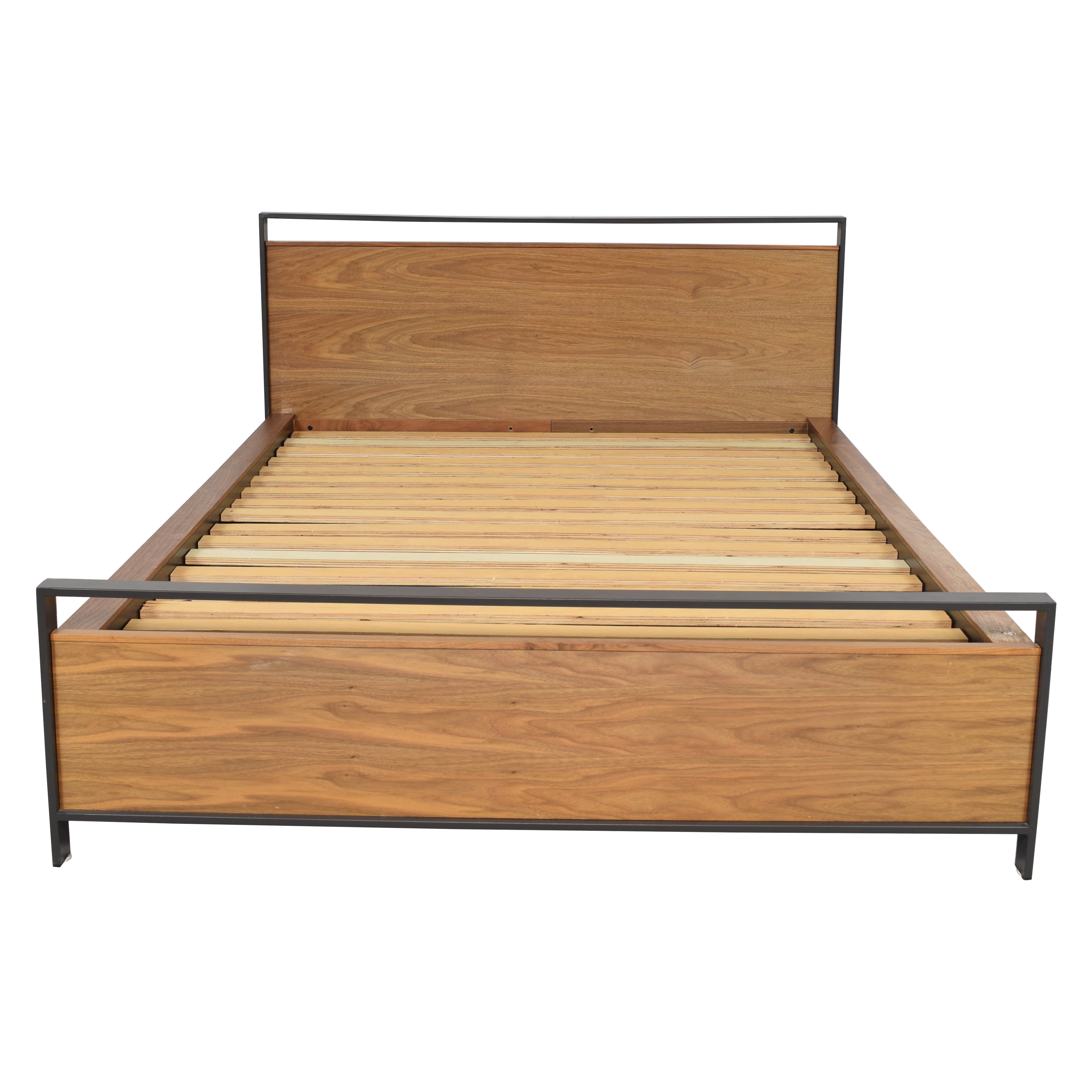 buy Crate & Barrel Queen Storage Bed Crate & Barrel Beds