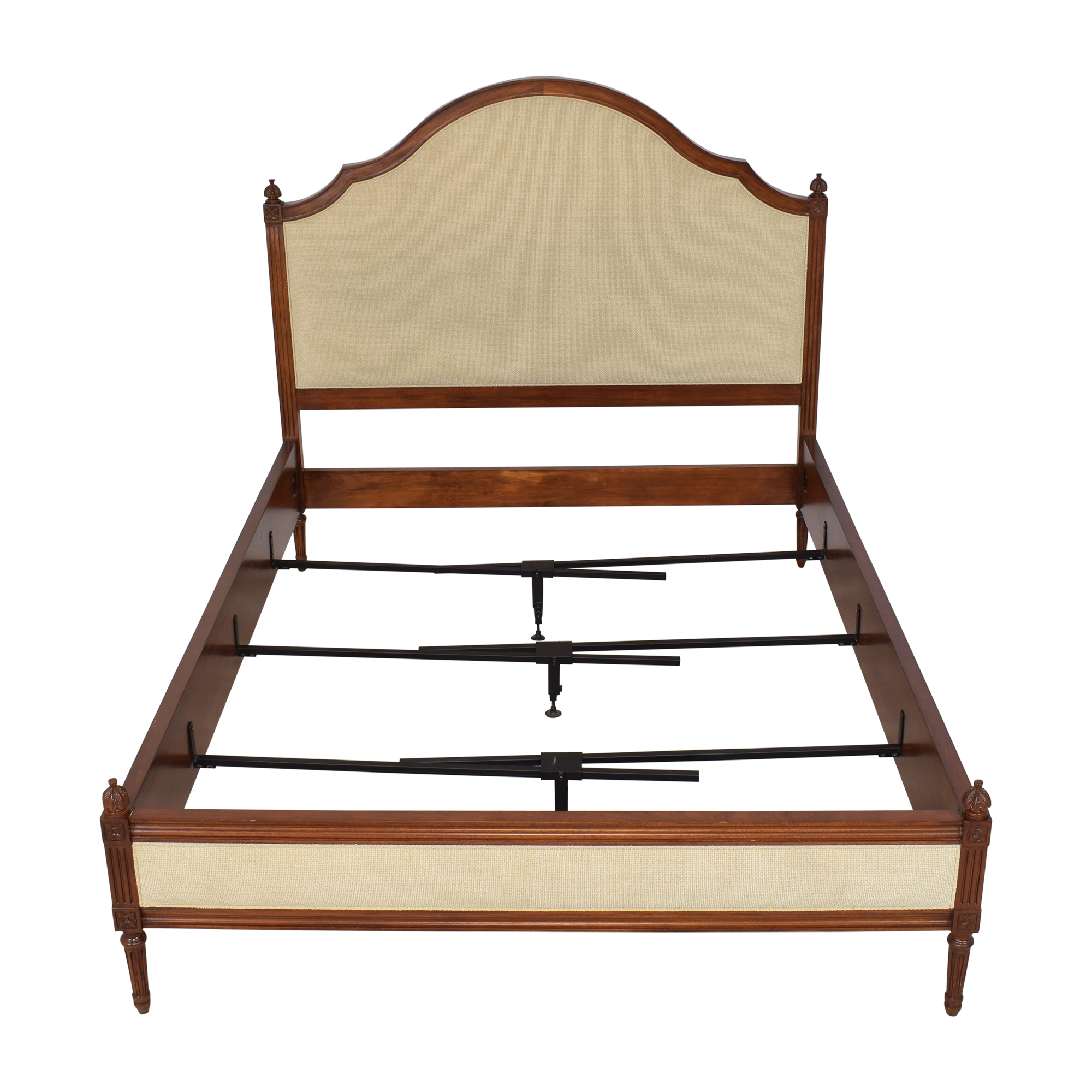 Hickory Chair Simone Upholstered Queen Bed / Beds