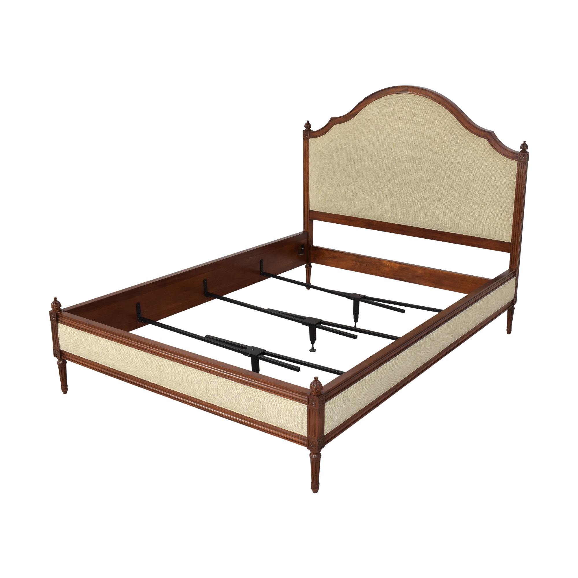 Hickory Chair Hickory Chair Simone Upholstered Queen Bed ct