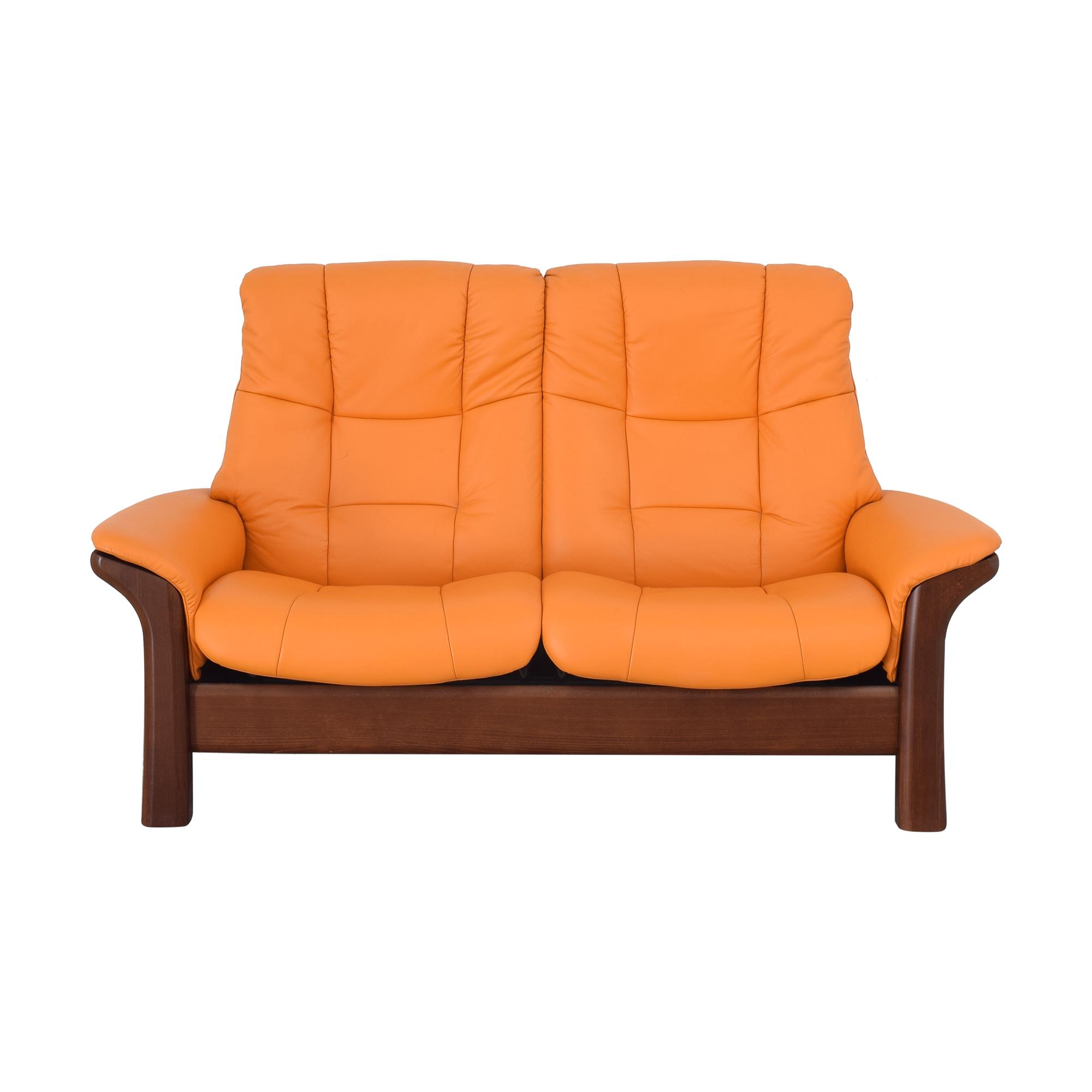 buy Ekornes Ekornes Stressless Buckingham High Back Two Seater online
