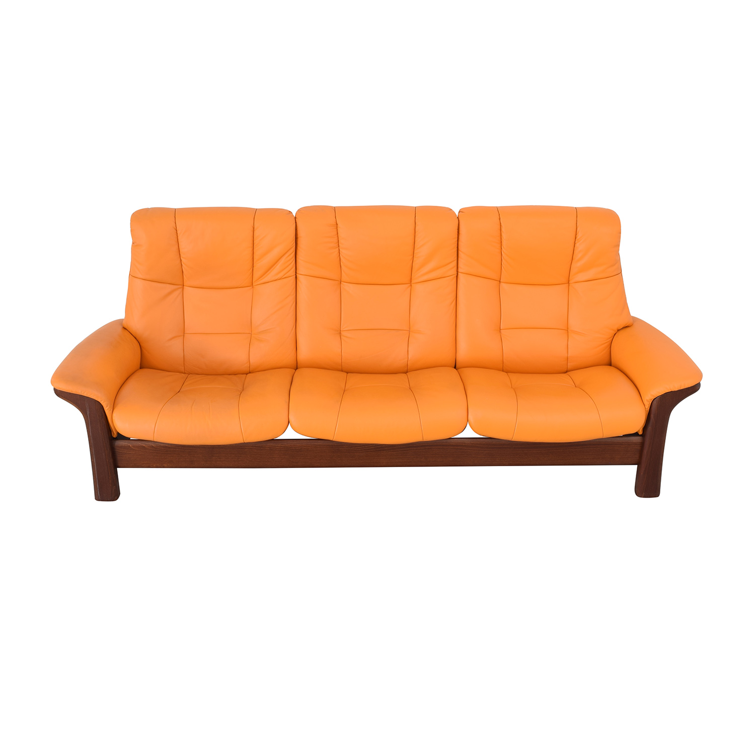 Ekornes Ekornes Buckingham High Back Sofa for sale