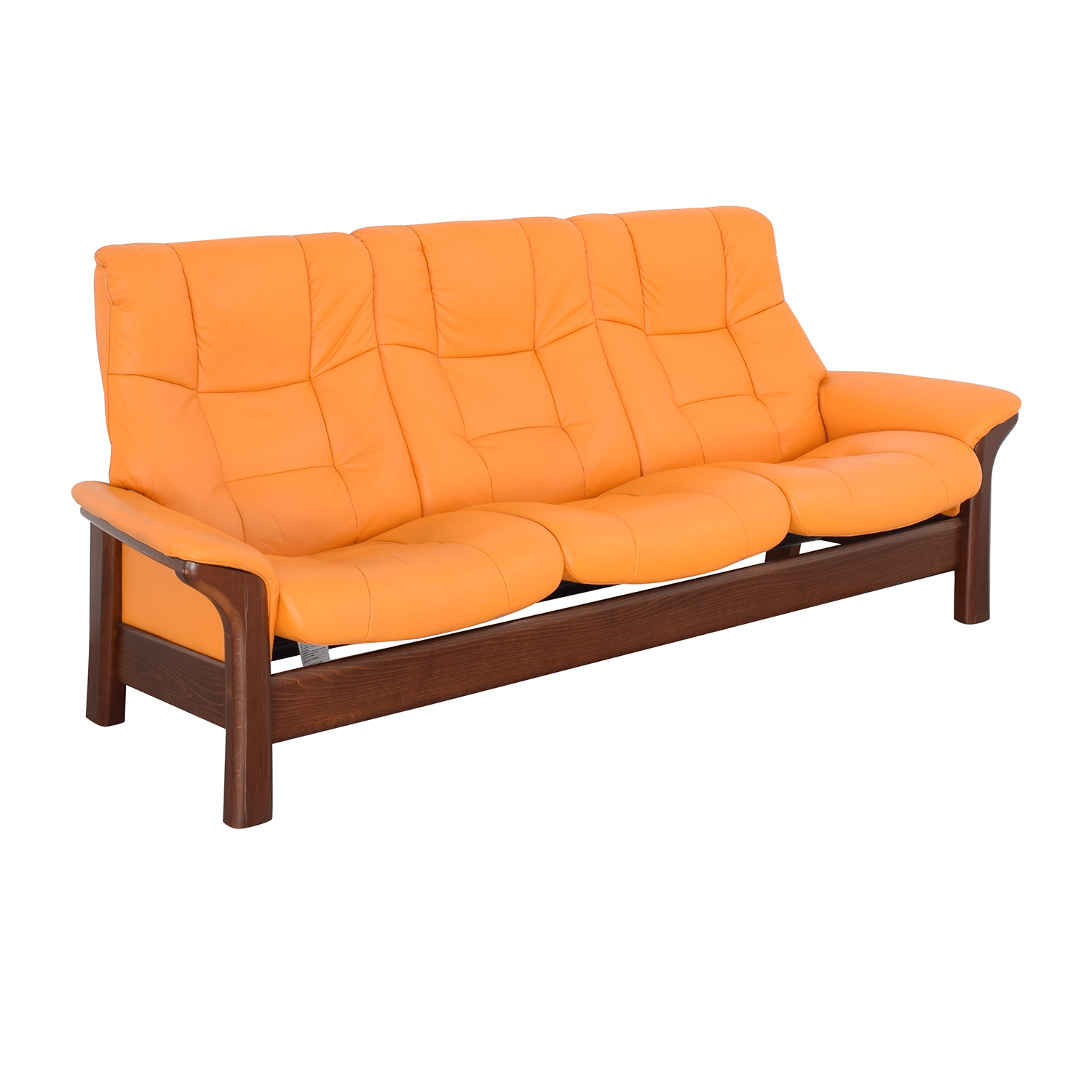 buy Ekornes Buckingham High Back Sofa Ekornes