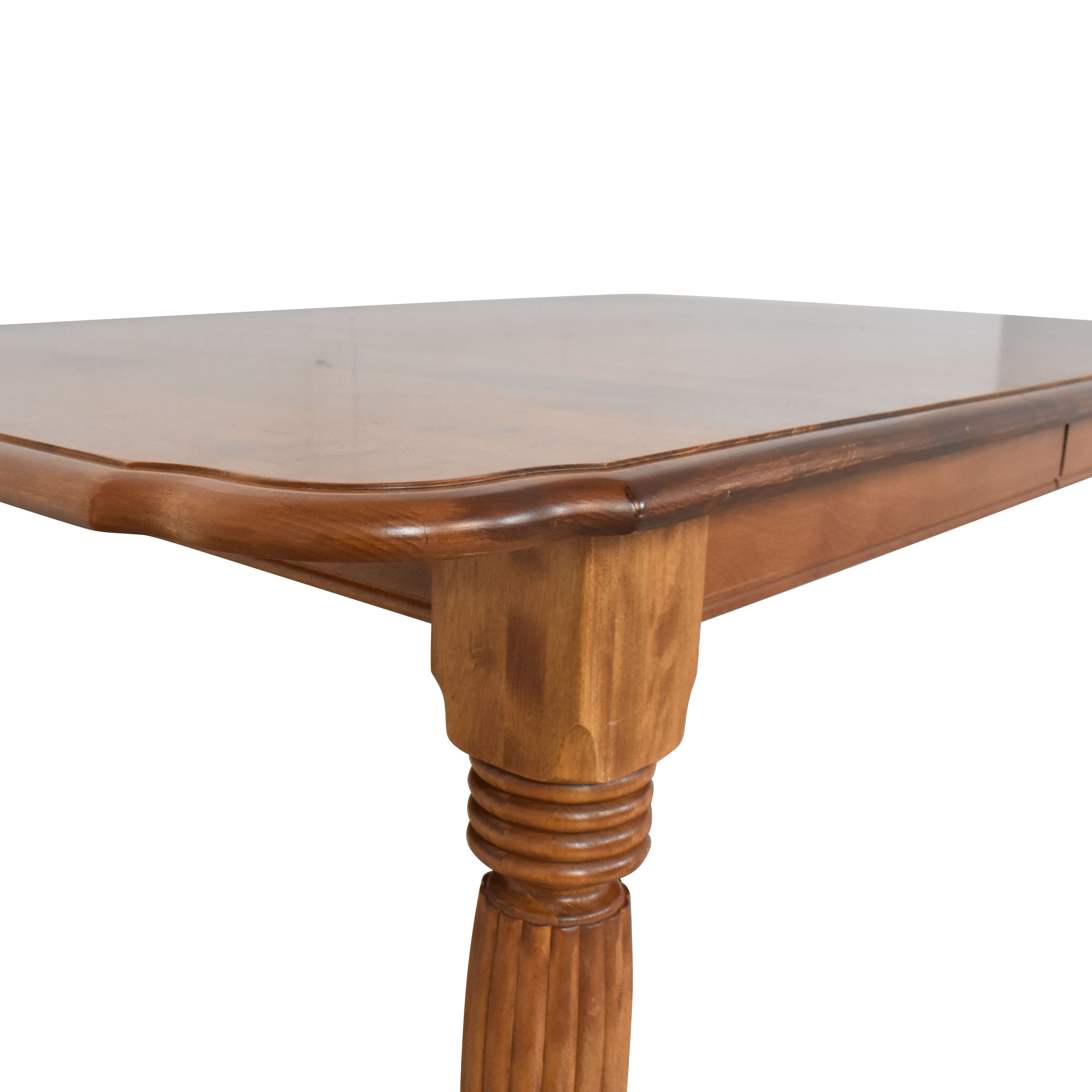 Nichols & Stone Nichols & Stone Extendable Dining Table nj