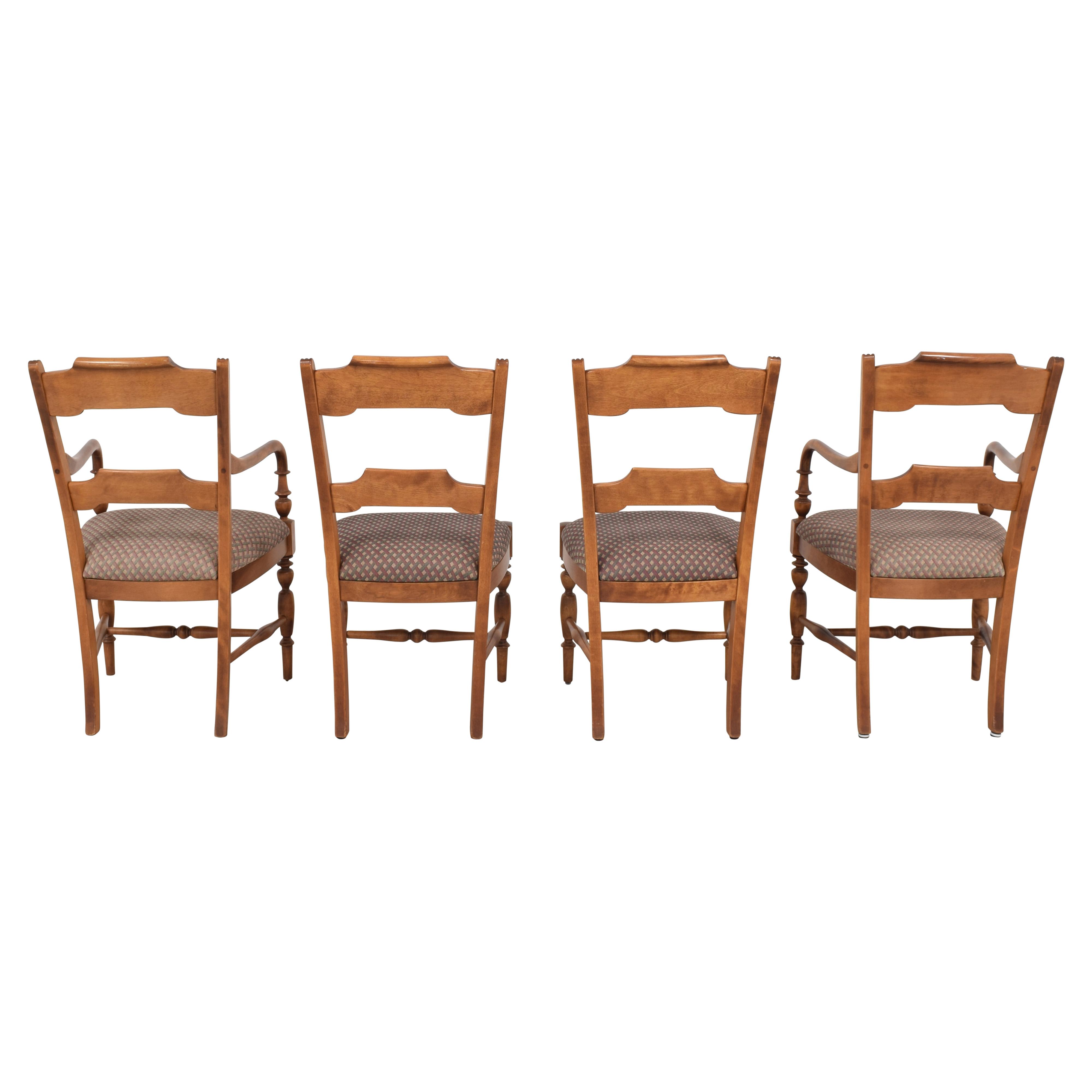 Nichols & Stone Nichols & Stone Dining Chairs dimensions
