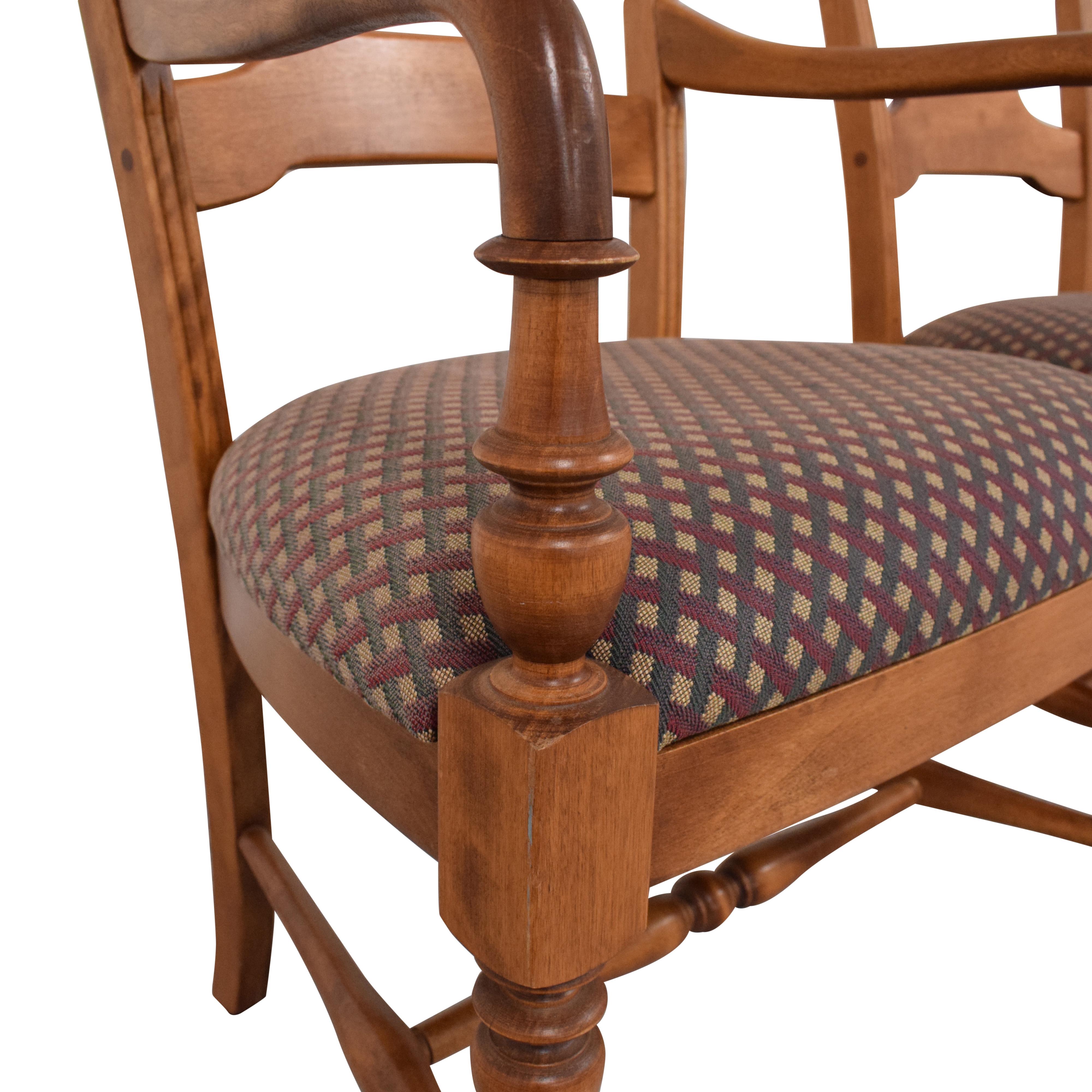 Nichols & Stone Nichols & Stone Dining Chairs used