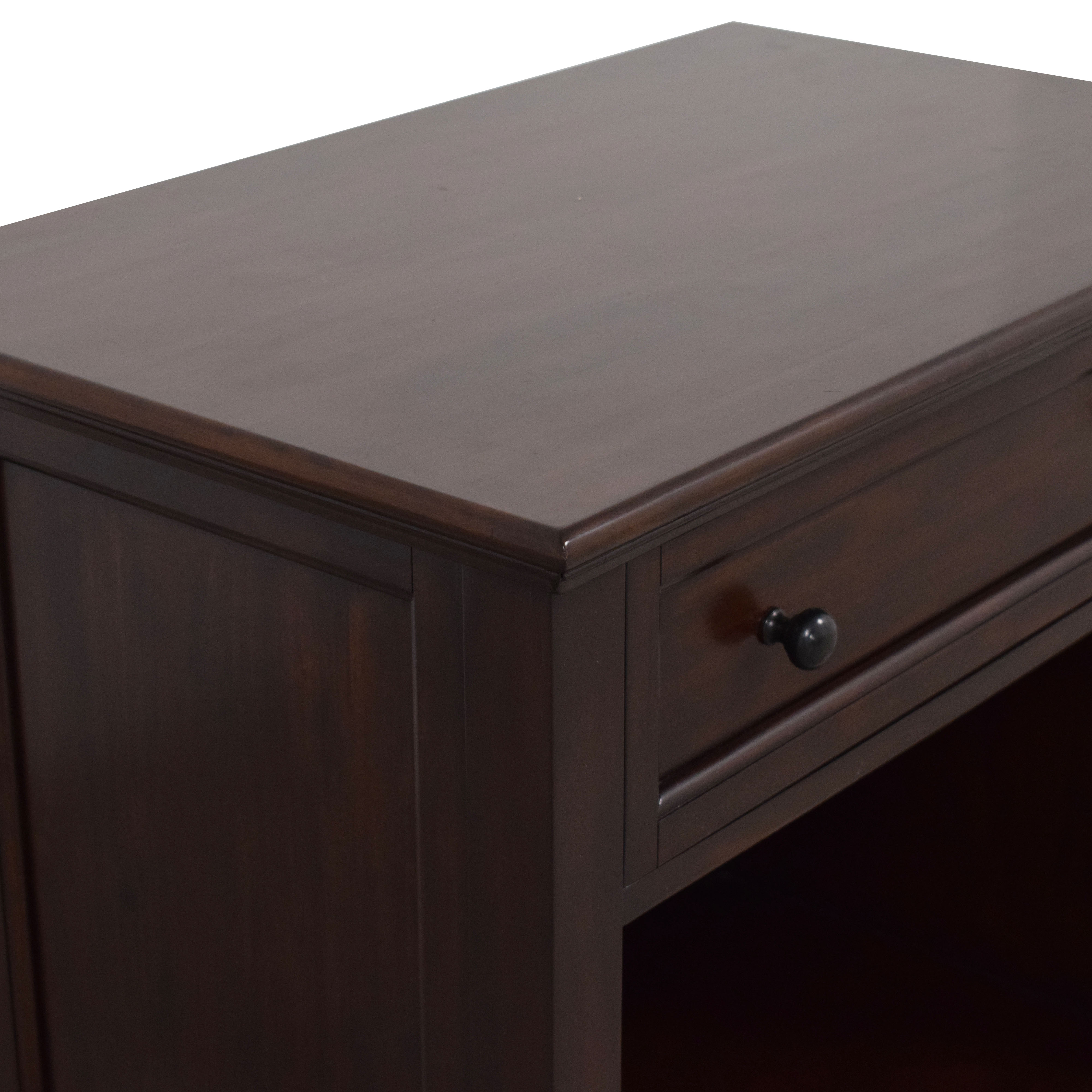 Pottery Barn Hudson Wide Nightstand / End Tables