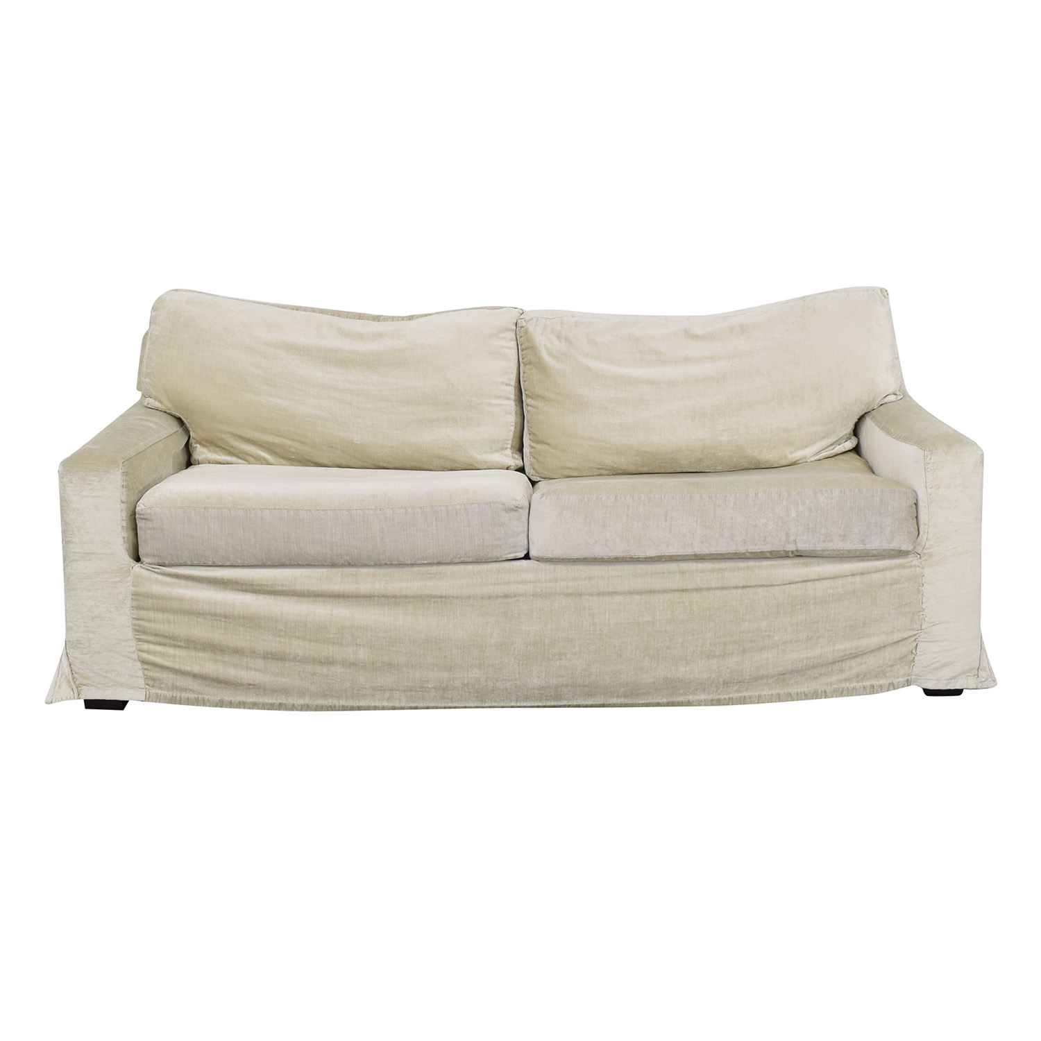 Mitchell Gold + Bob Williams Dominique Slipcovered Queen Sleeper Sofa / Sofas