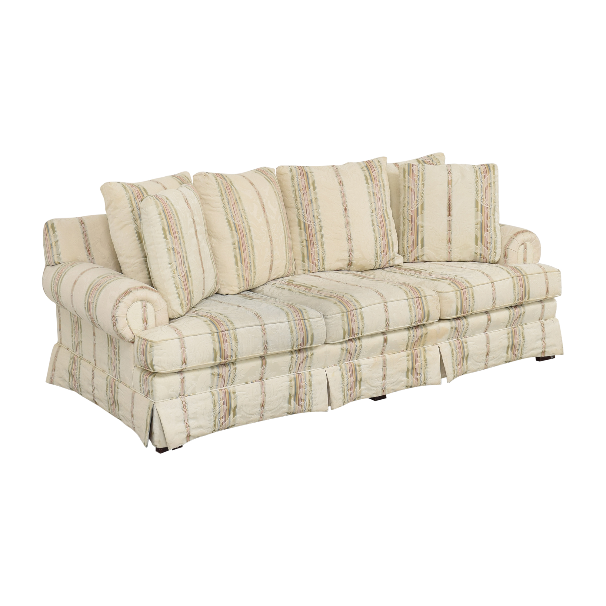 Broyhill Furniture Broyhill Furniture Layered Pillow Sofa coupon