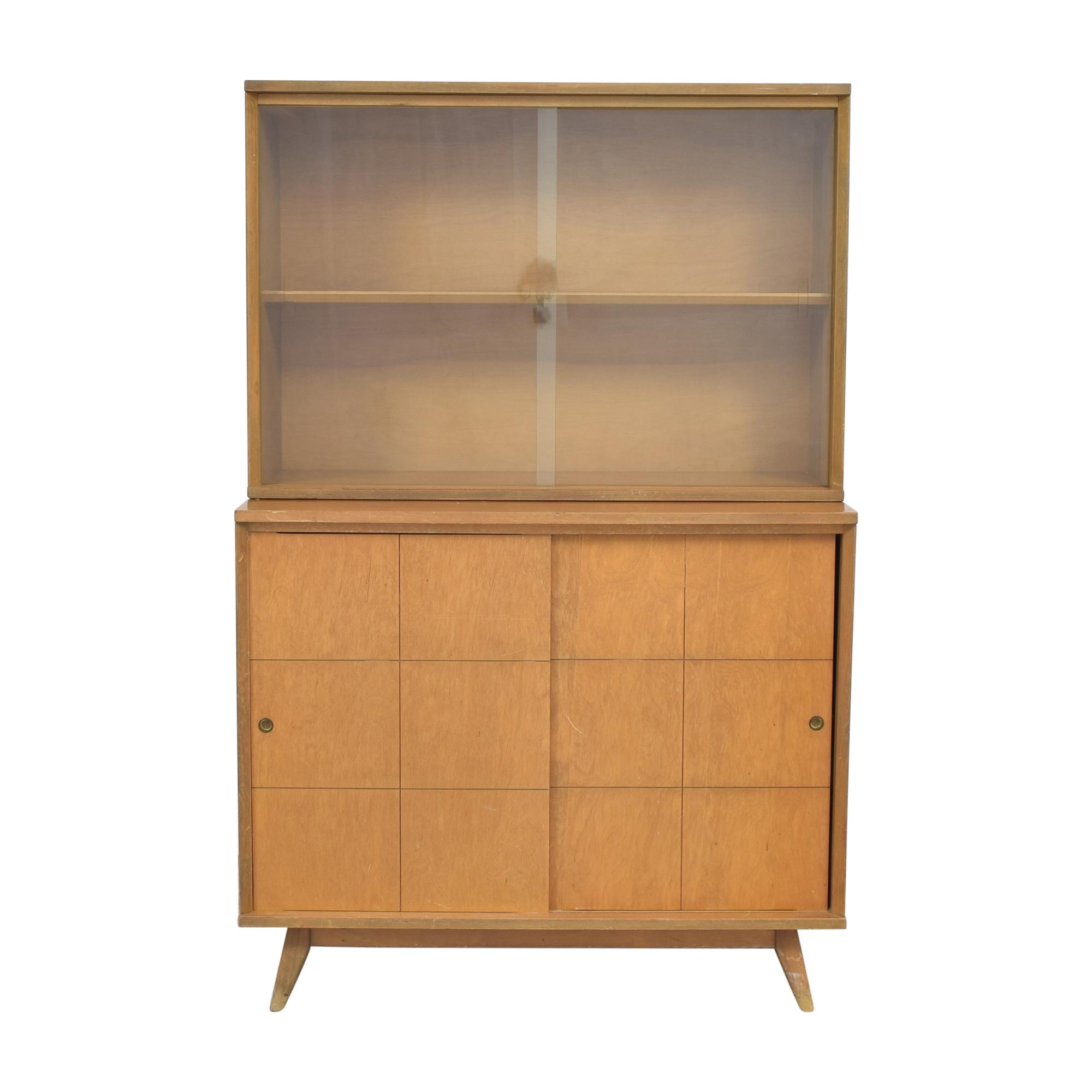 shop Mid-Century Modern Style Hutch