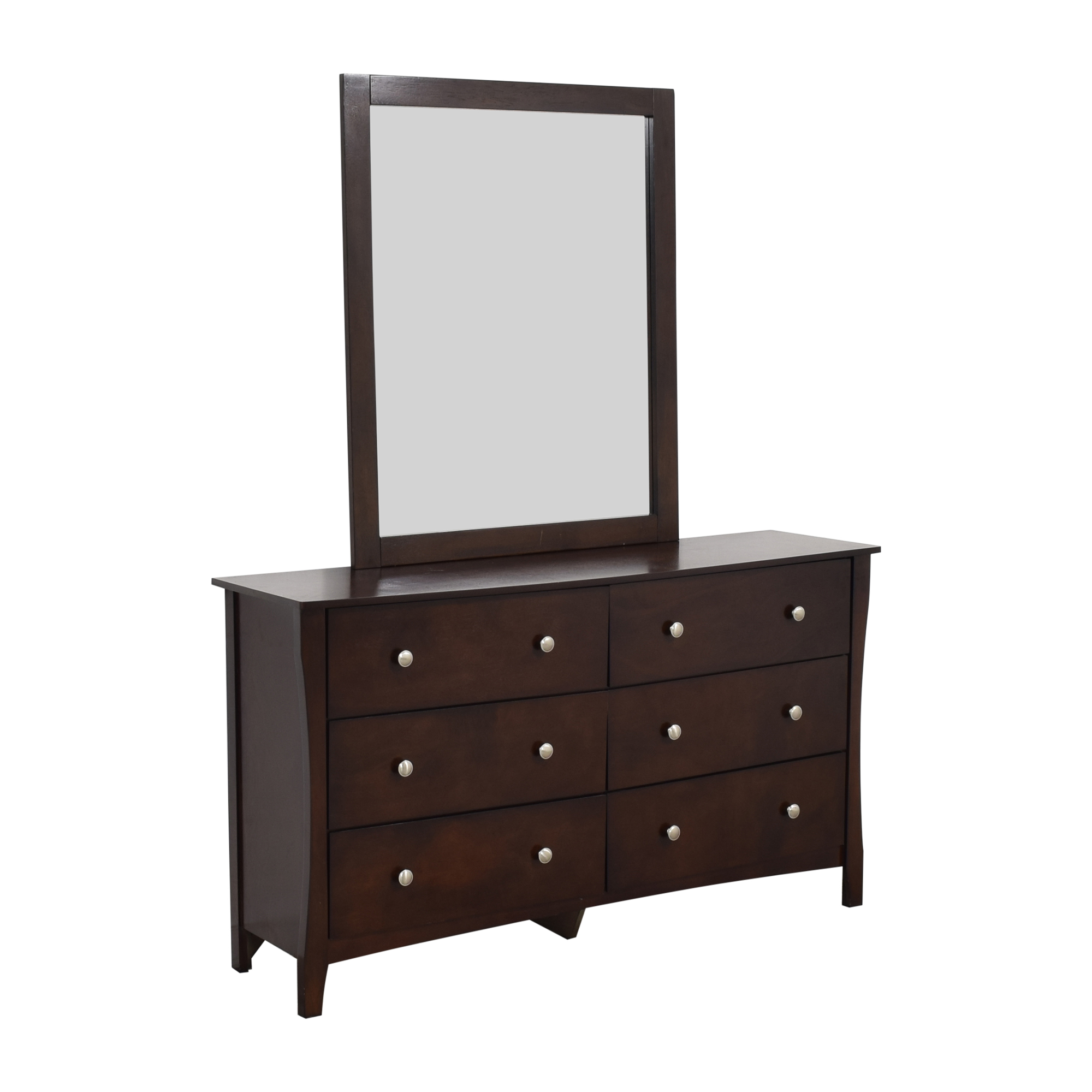 Ashley Furniture Ashley Furniture Rayville Dresser and Mirror ma