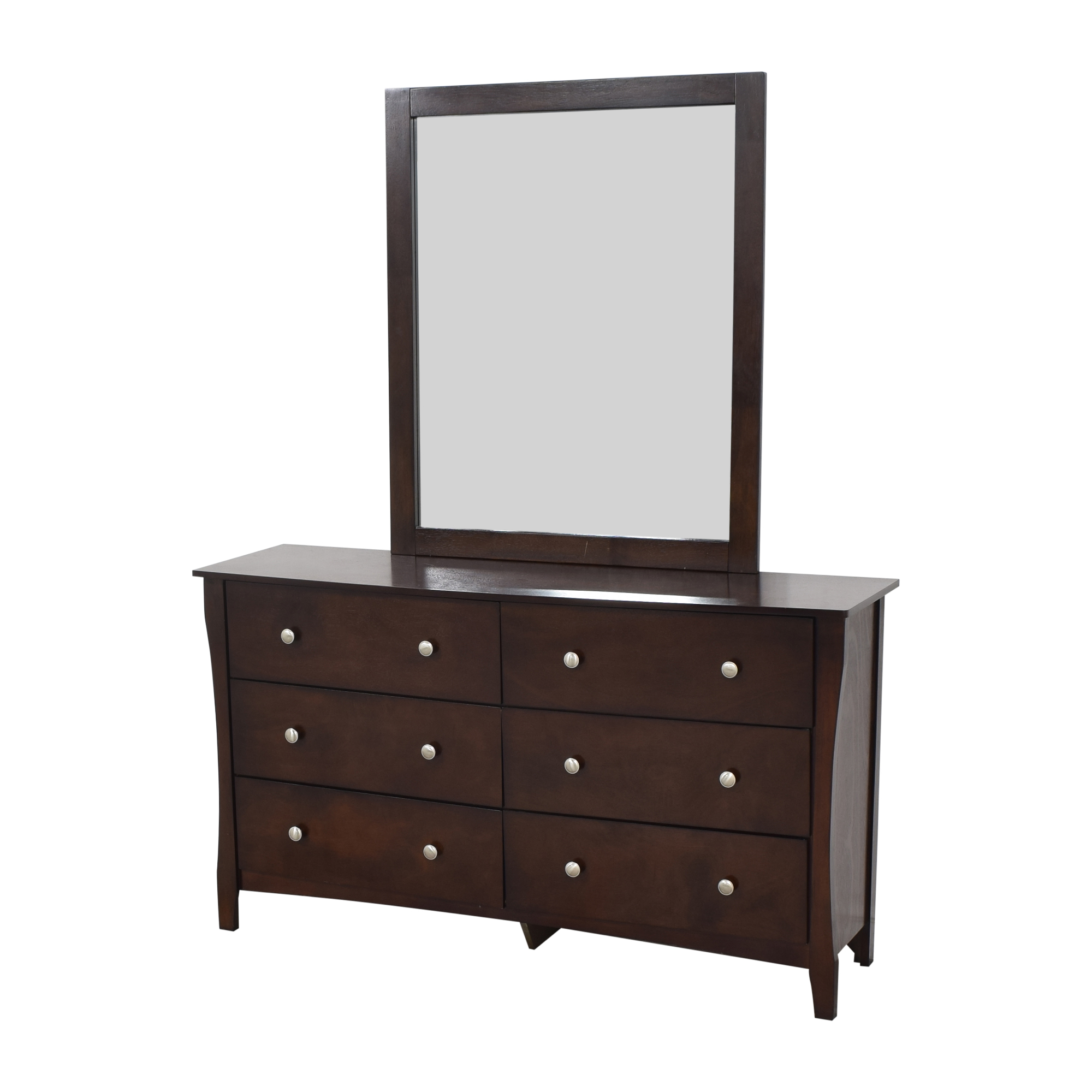 Ashley Furniture Ashley Furniture Rayville Dresser and Mirror on sale