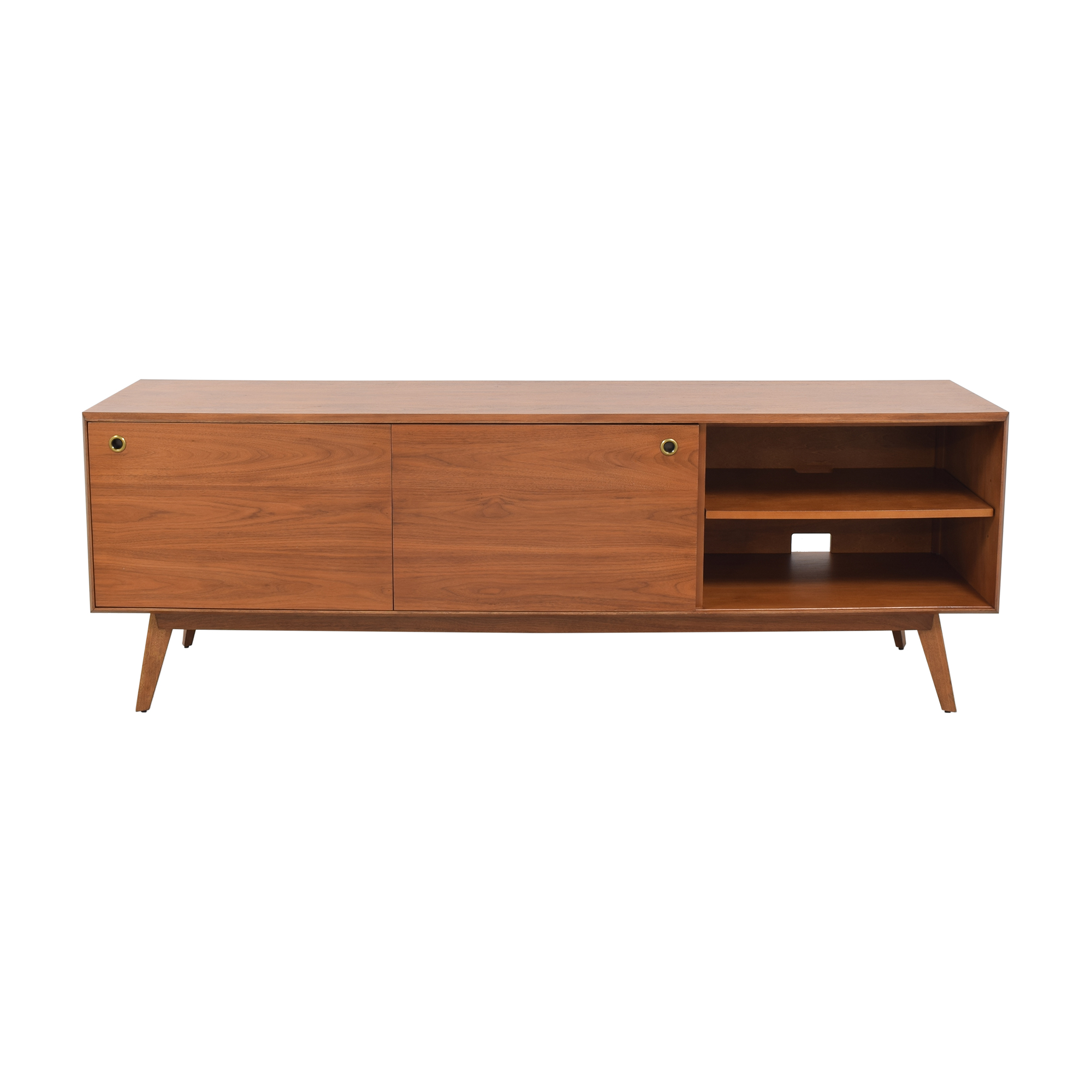 West Elm West Elm Arlo Mid Century Media Console second hand