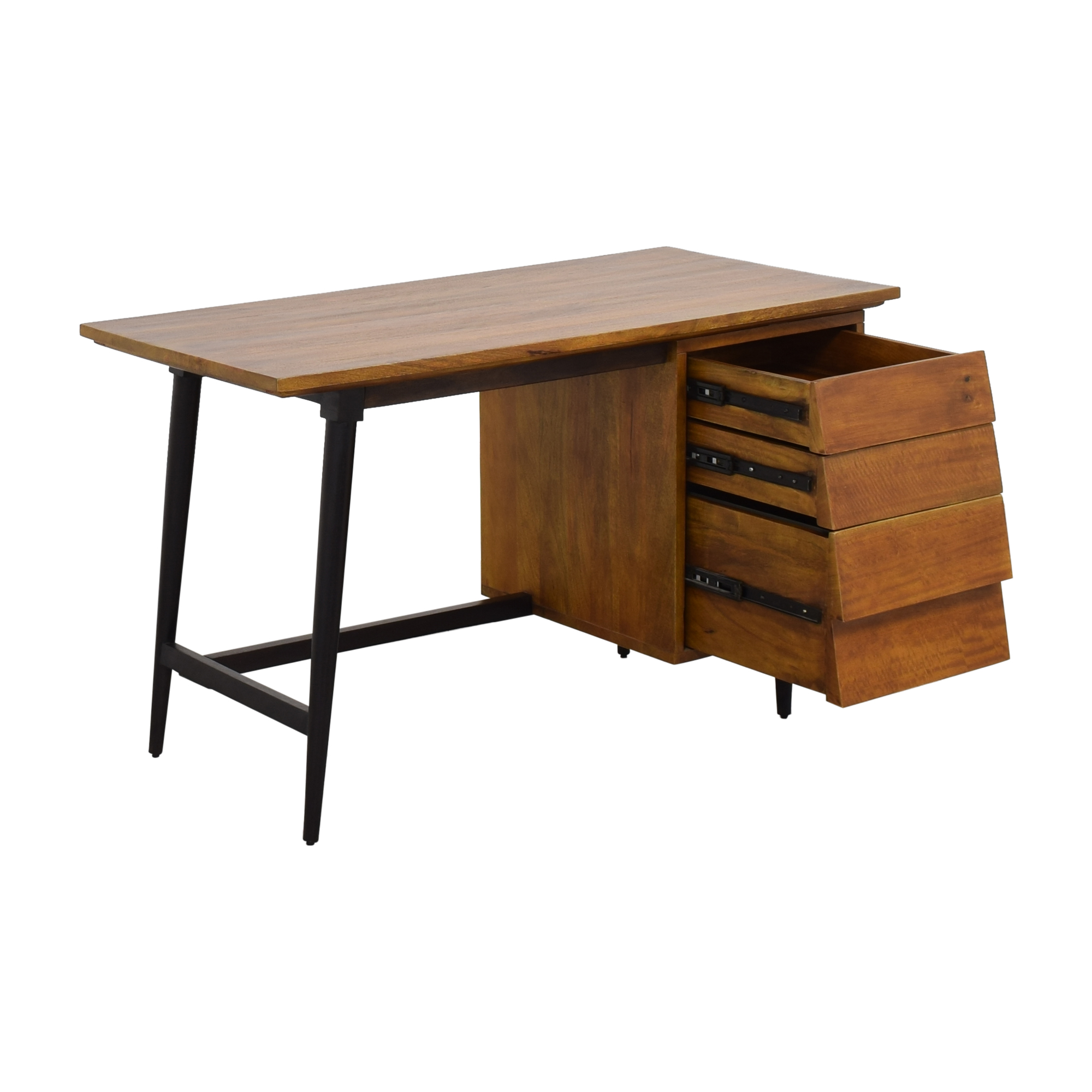West Elm West Elm Lars Mid-Century Desk used