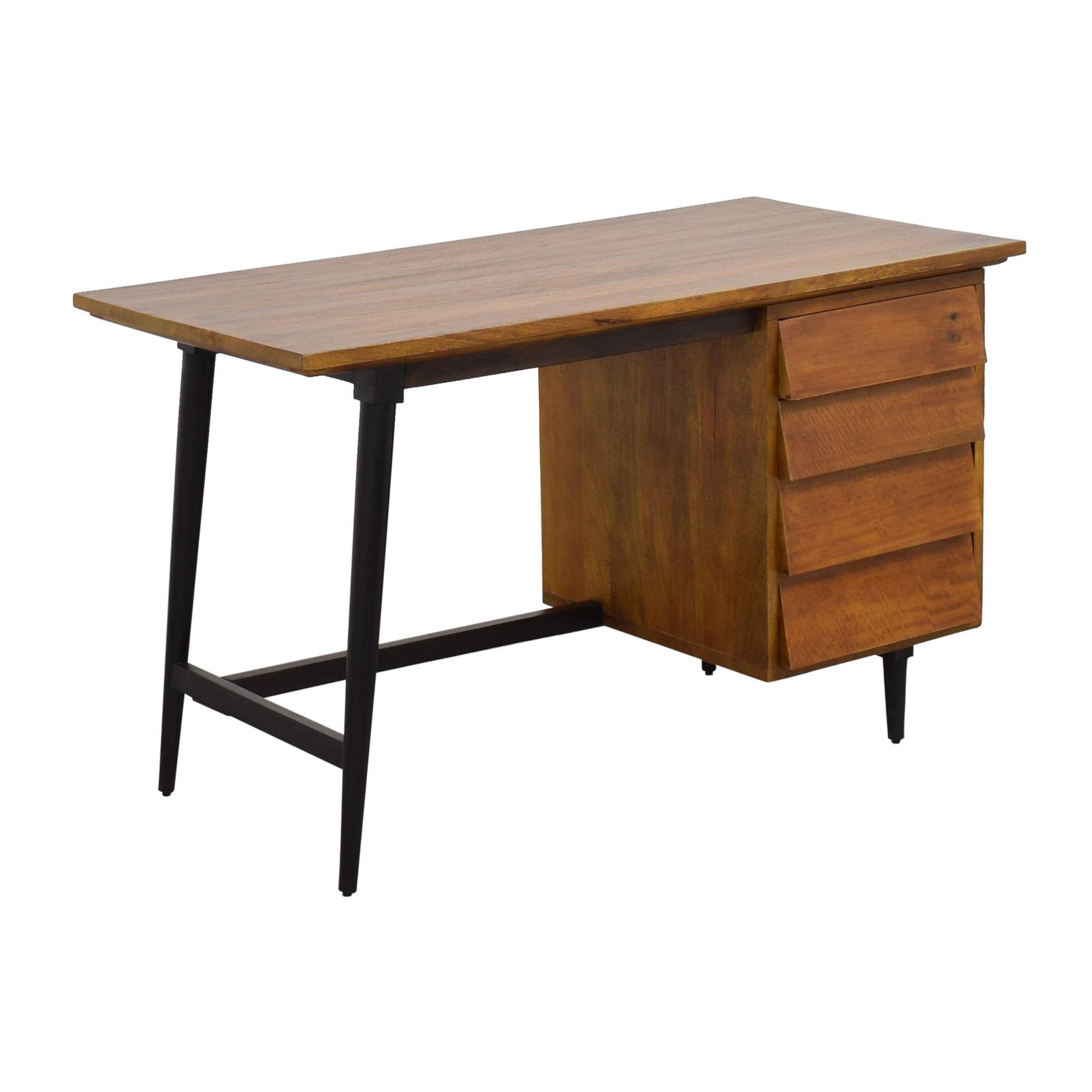 West Elm West Elm Lars Mid-Century Desk on sale