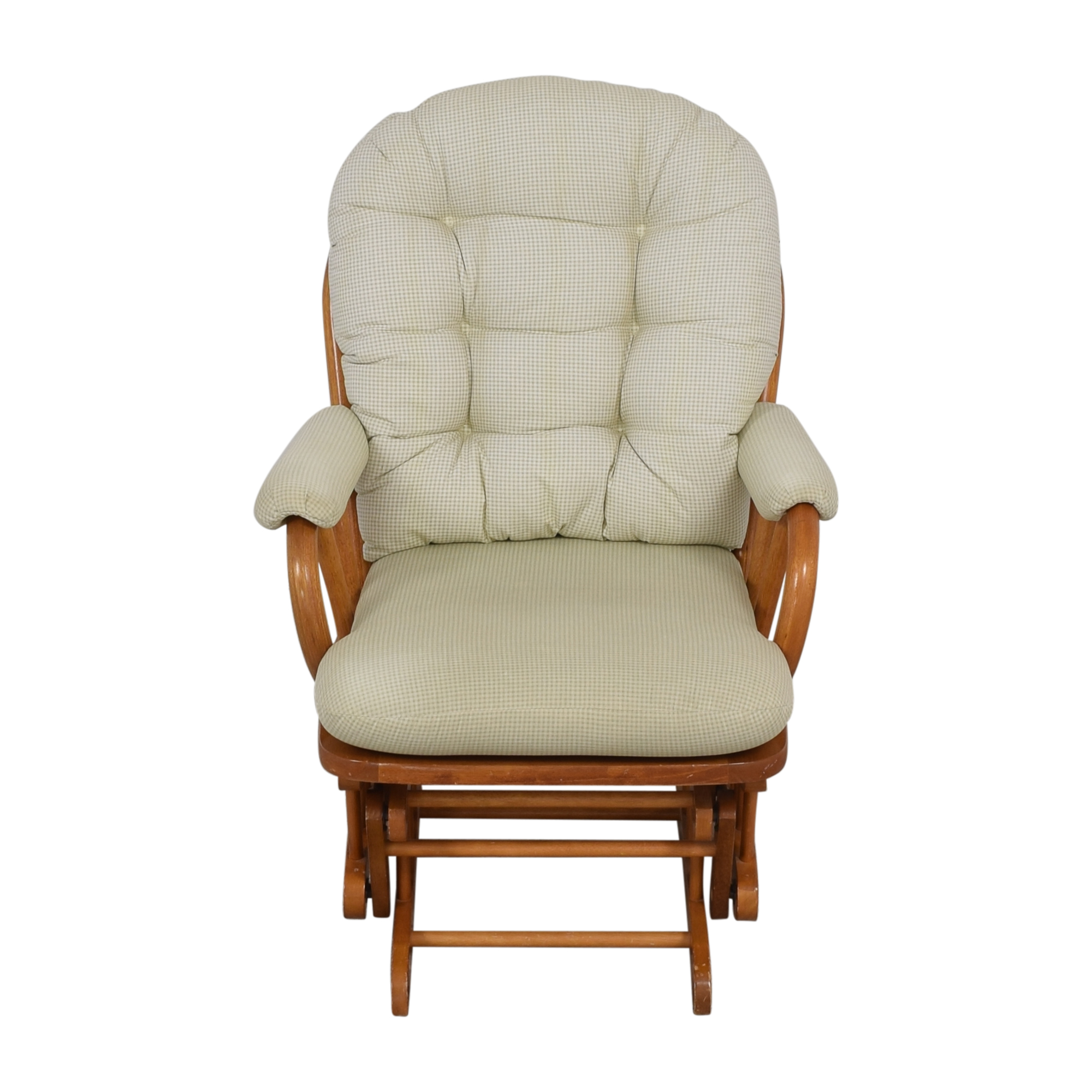 shop Best Chairs Bedazzle Glider and Ottoman Best Chairs Chairs