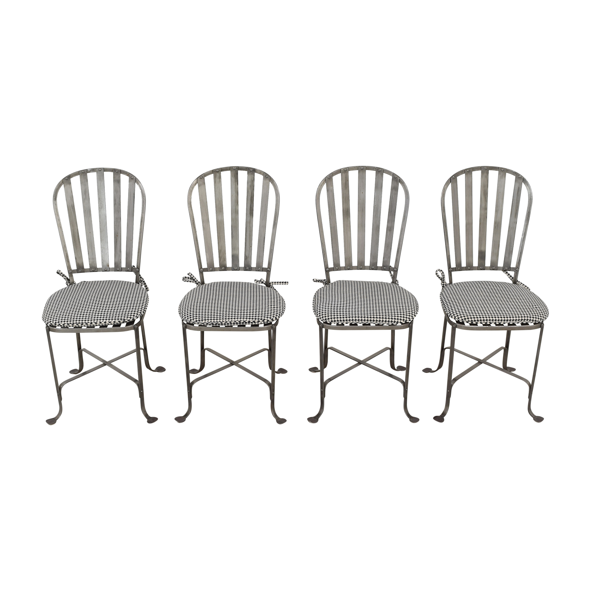 Bloomingdale's Bloomingdale's Bistro Chairs with Cushions discount
