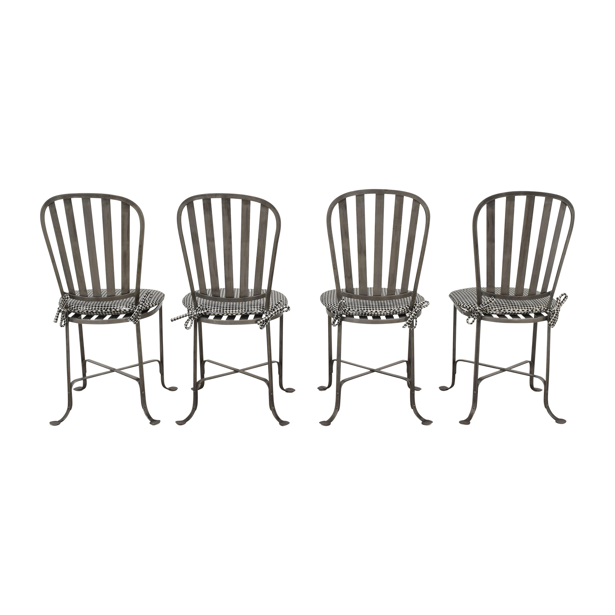 buy Bloomingdale's Bloomingdale's Bistro Chairs with Cushions online
