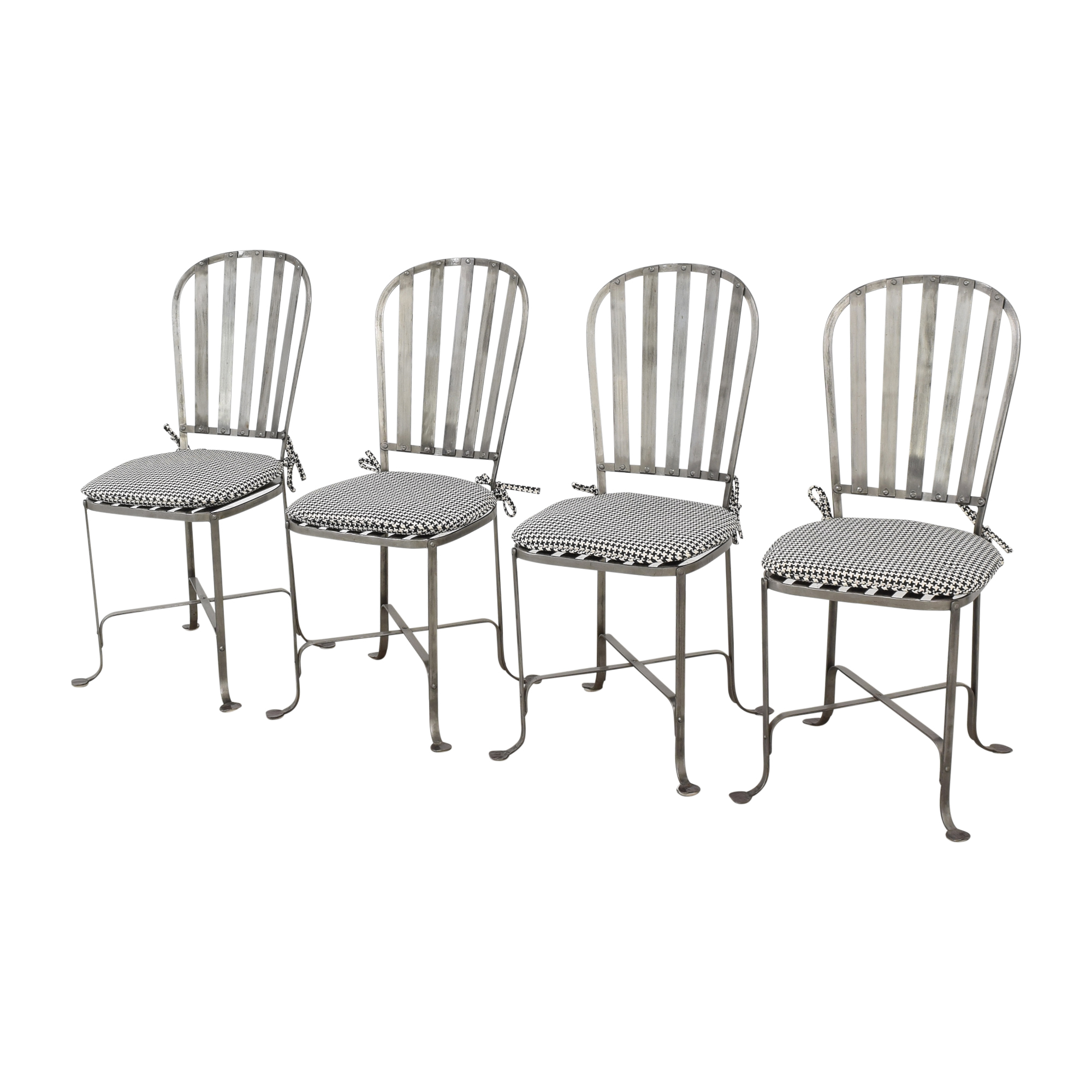 buy Bloomingdale's Bistro Chairs with Cushions Bloomingdale's