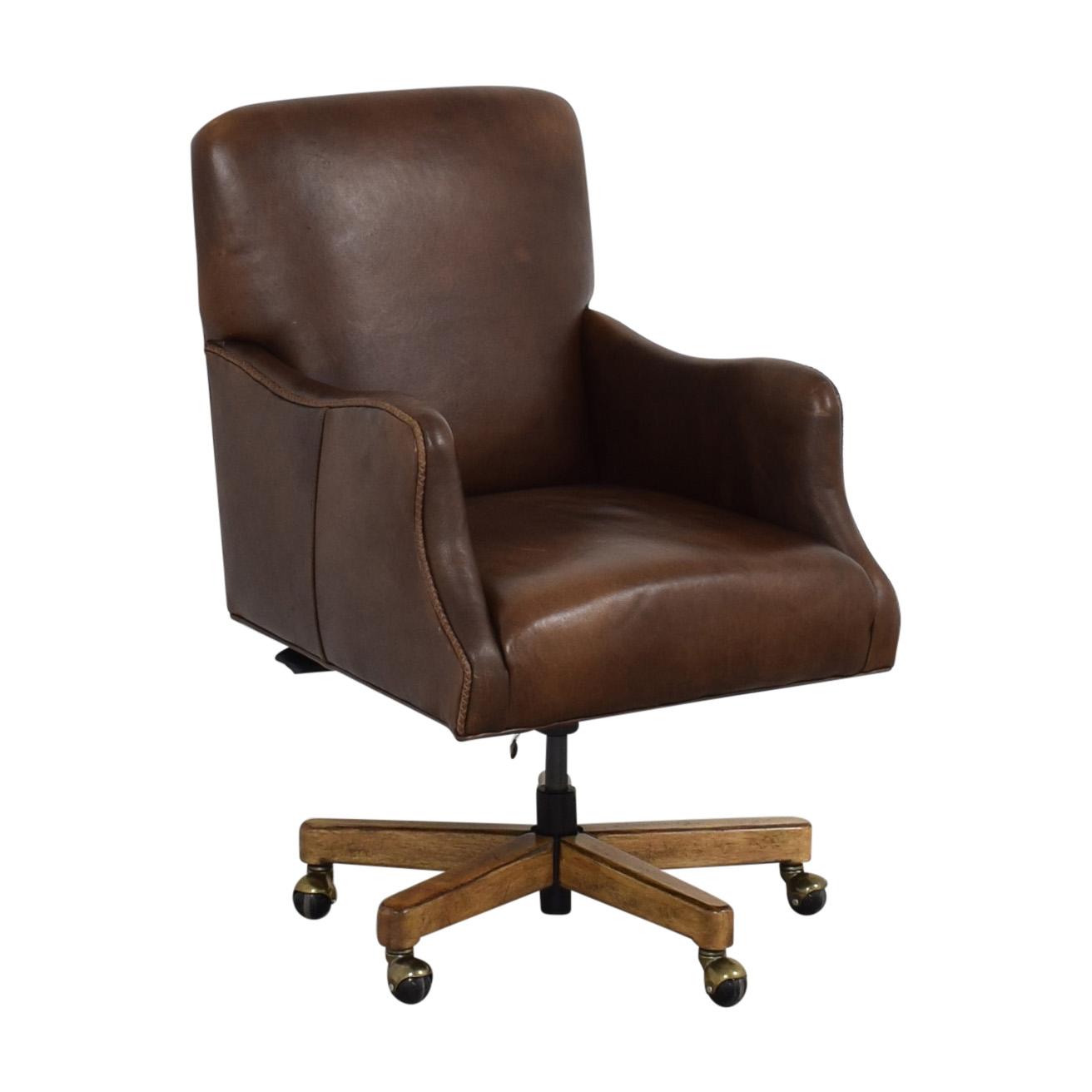 Hooker Furniture Hooker Furniture Office Chair brown