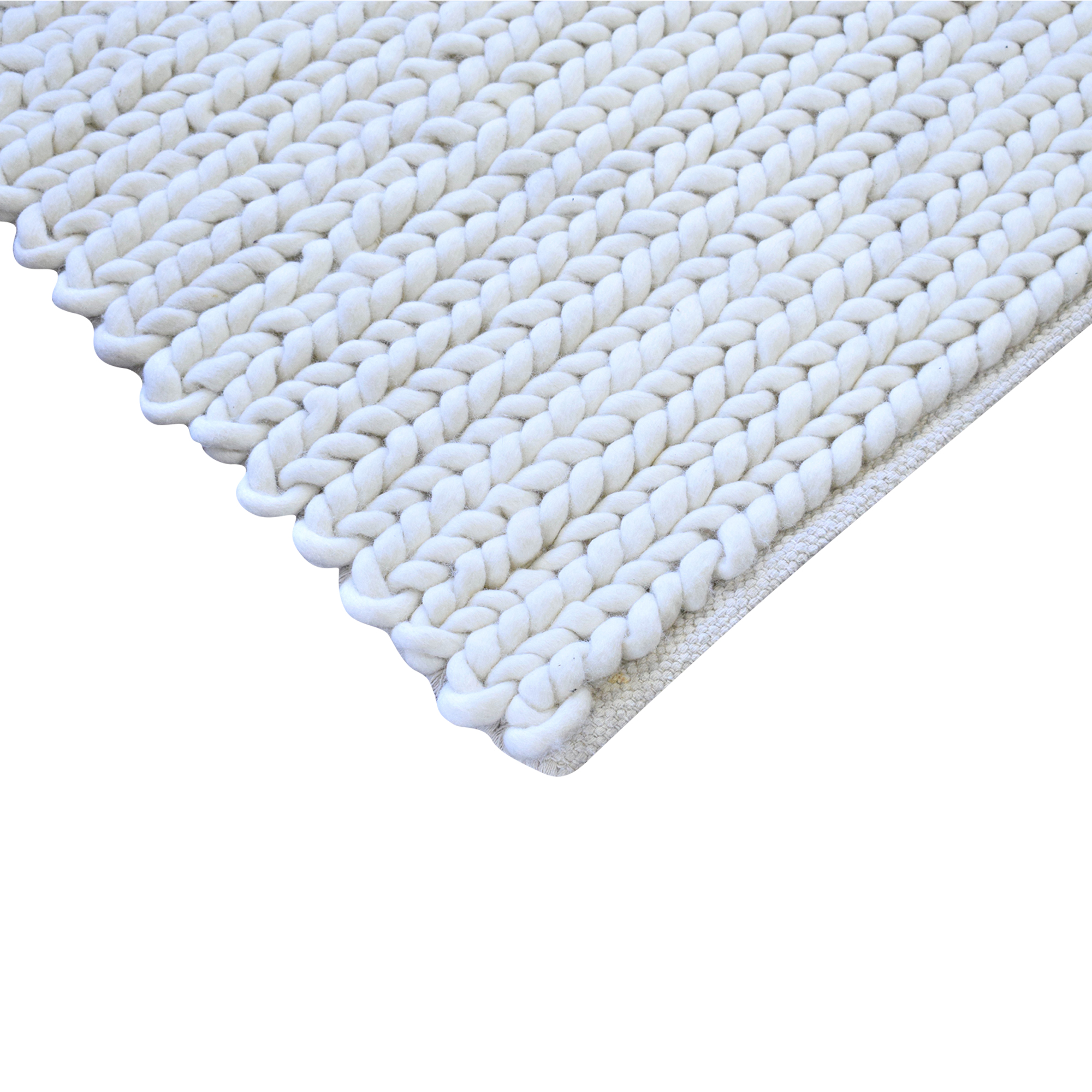 shop Serena & Lily Serena & Lilly Braided Wool Rug online
