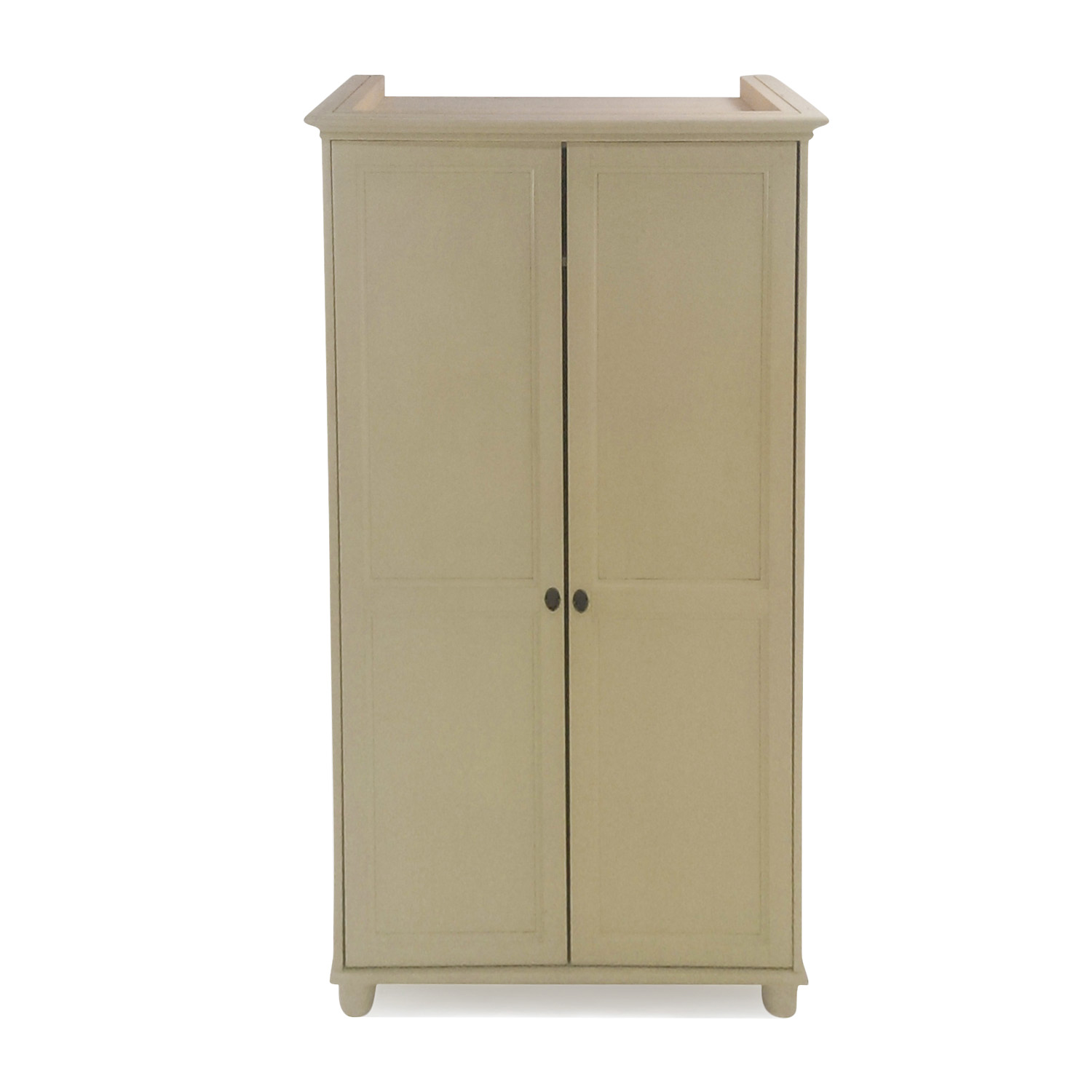 Crate and Barrel Crate and Barrel Light Mint Armoire used