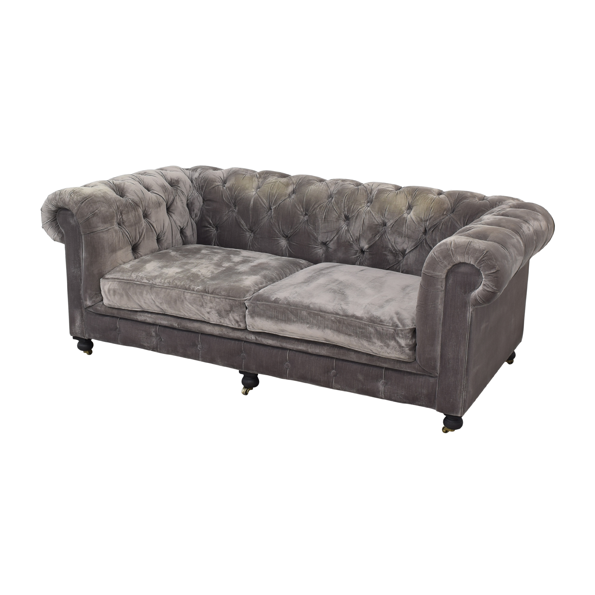 shop Restoration Hardware Kensington Sofa Restoration Hardware Classic Sofas