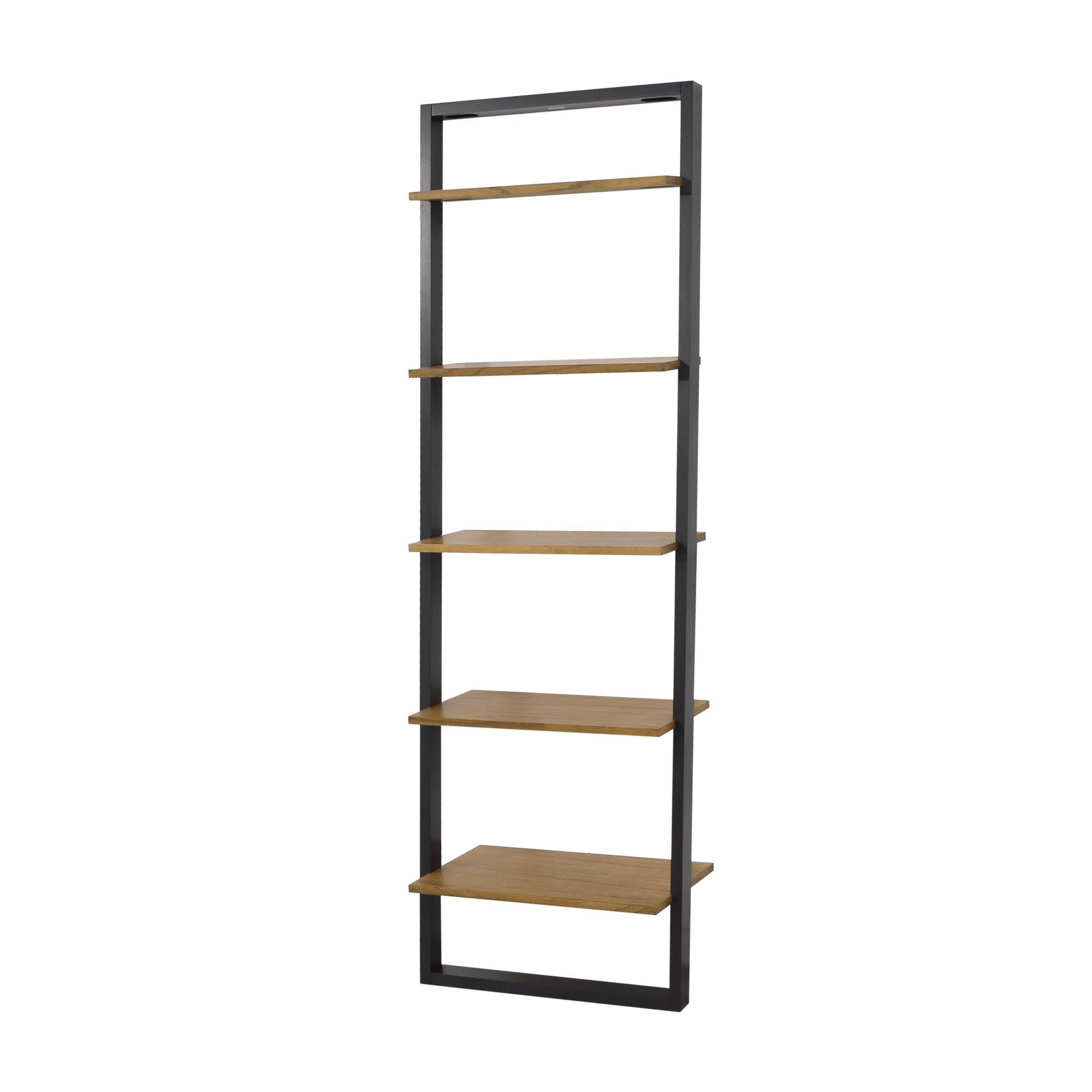 West Elm West Elm Wide Ladder Bookshelf Bookcases & Shelving