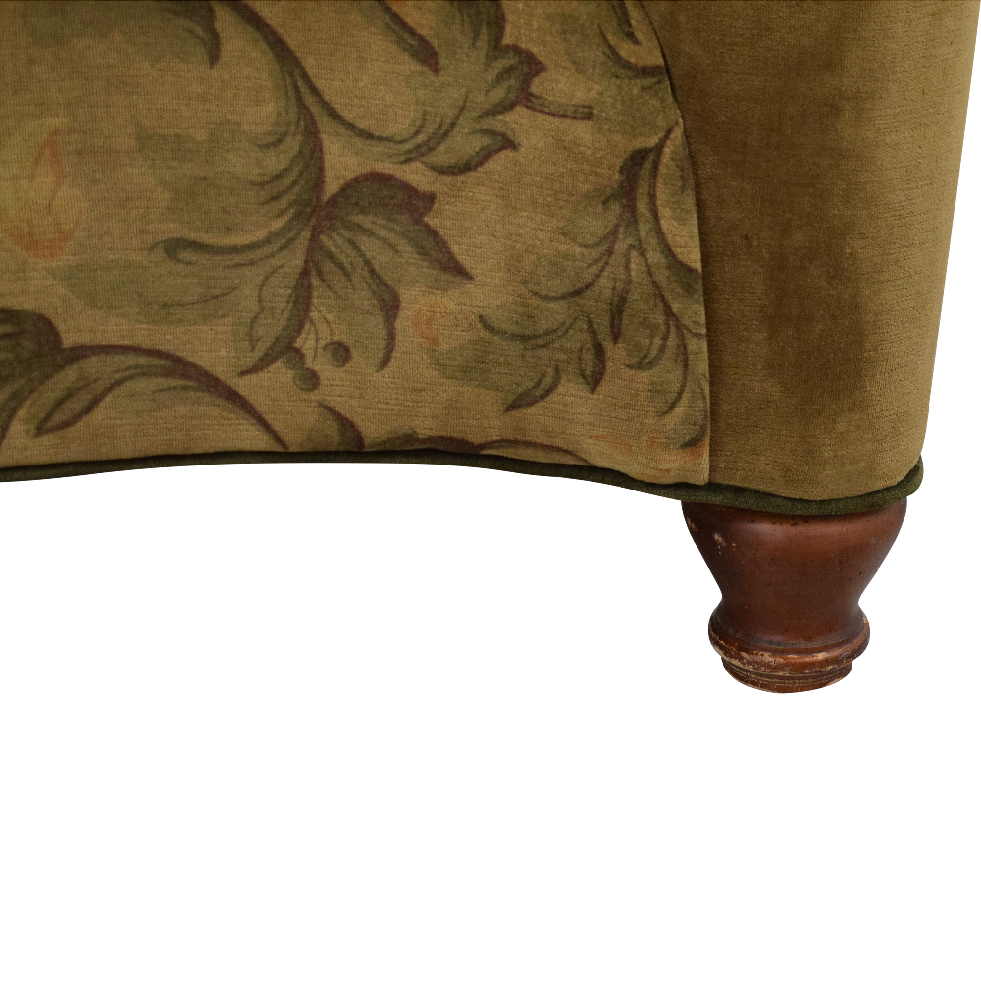 City Furniture Patterned Ottoman Chairs