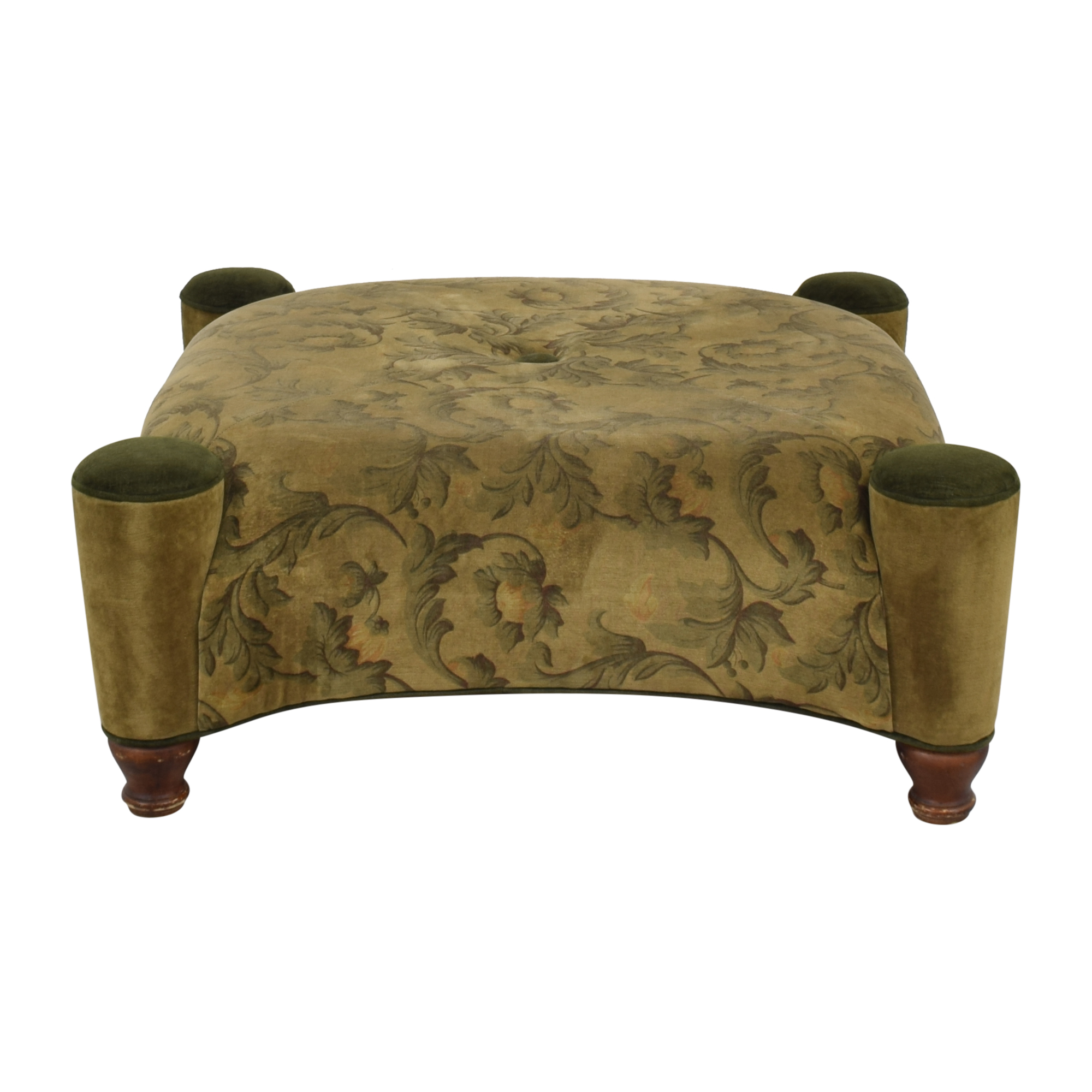 City Furniture Patterned Ottoman dimensions