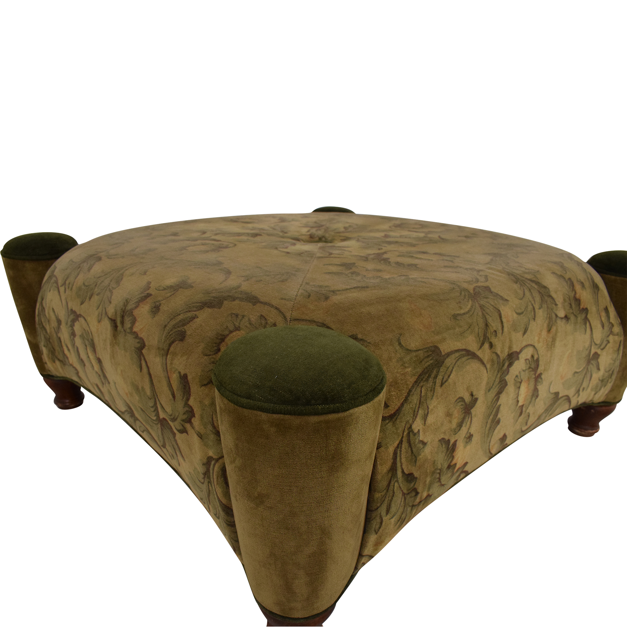City Furniture Patterned Ottoman ct