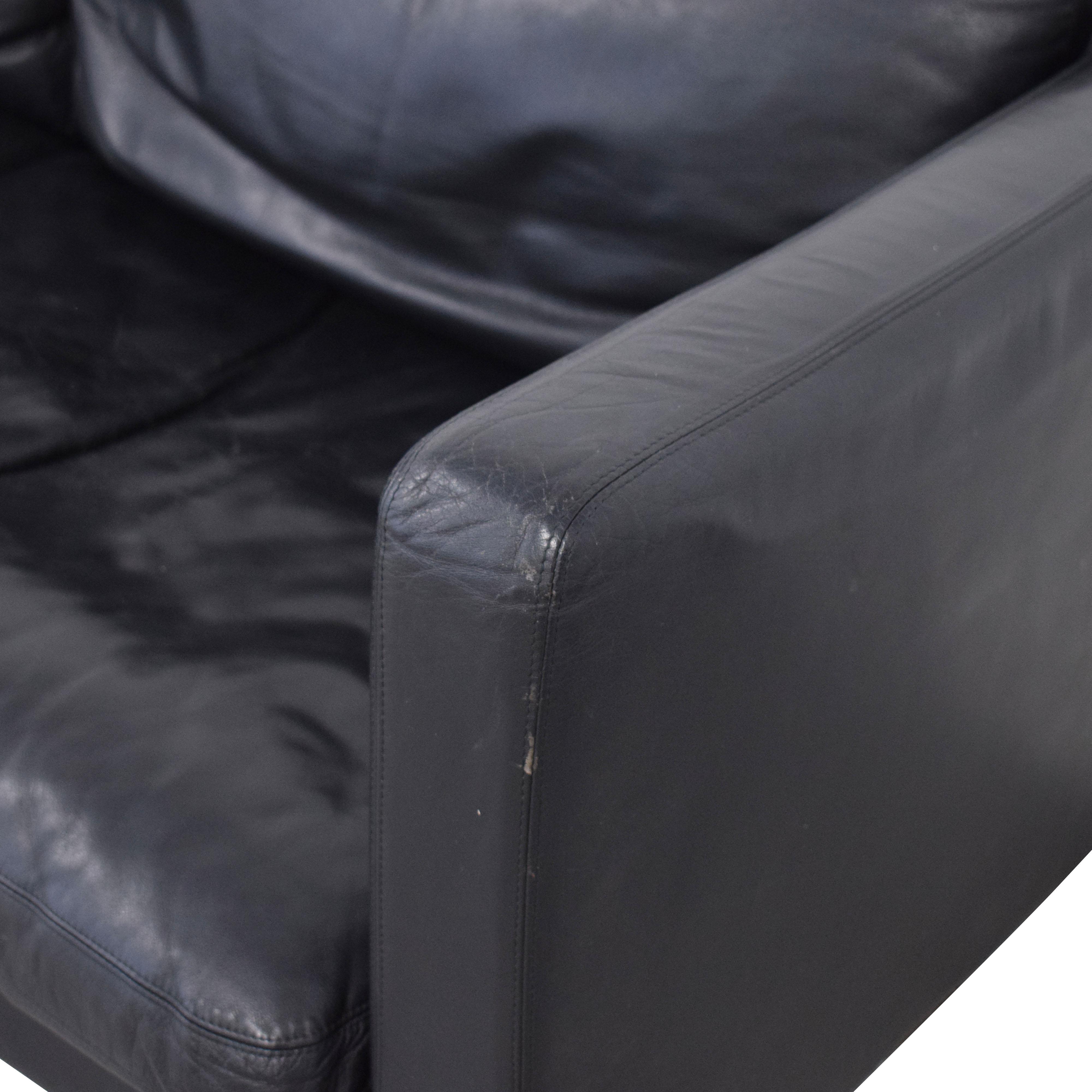 shop Modern Two Seater Sofa