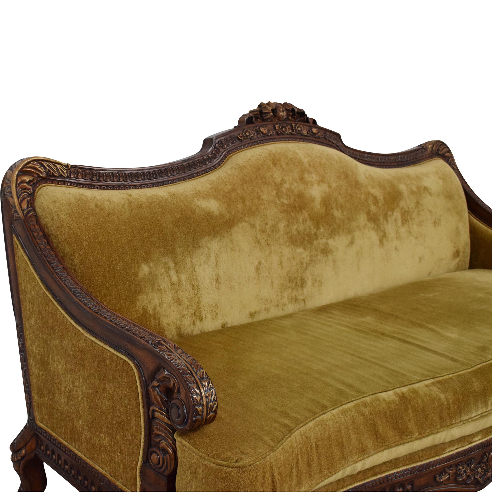 shop  Vintage Cabriole Sofa online