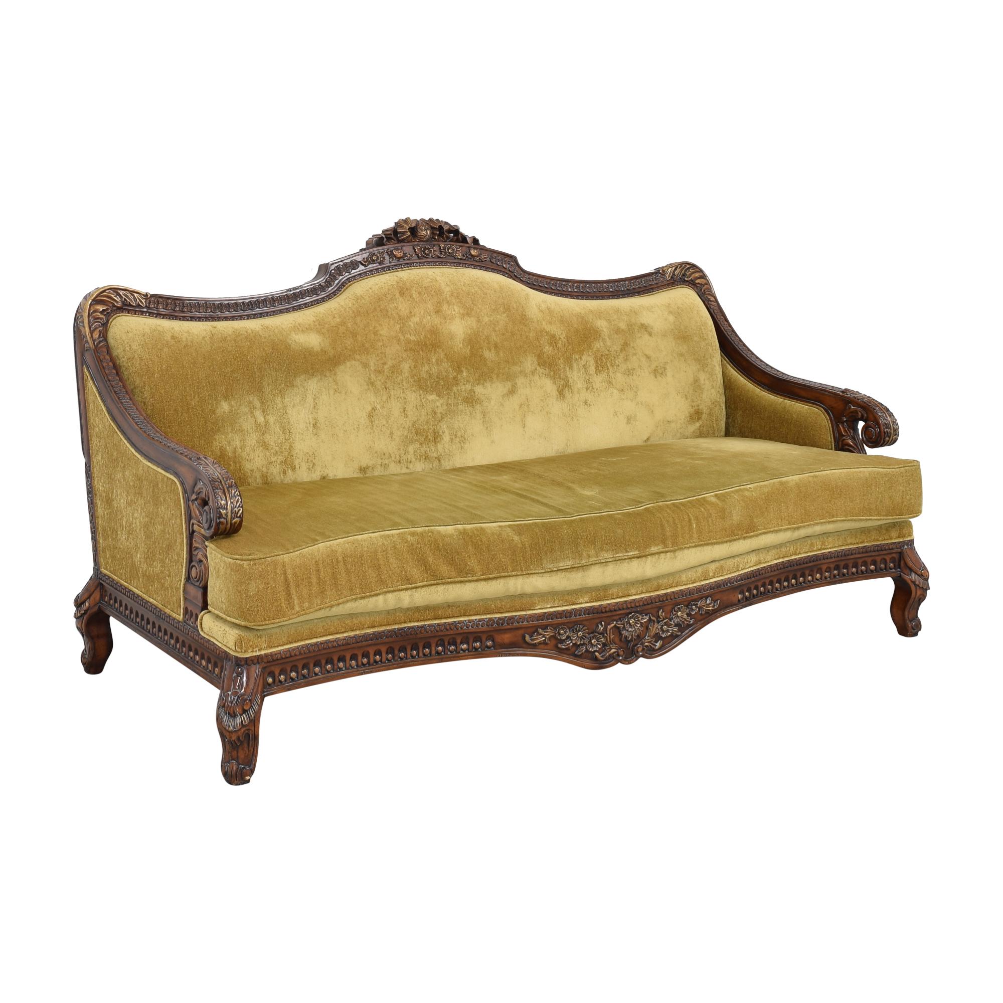 Vintage Cabriole Sofa Classic Sofas