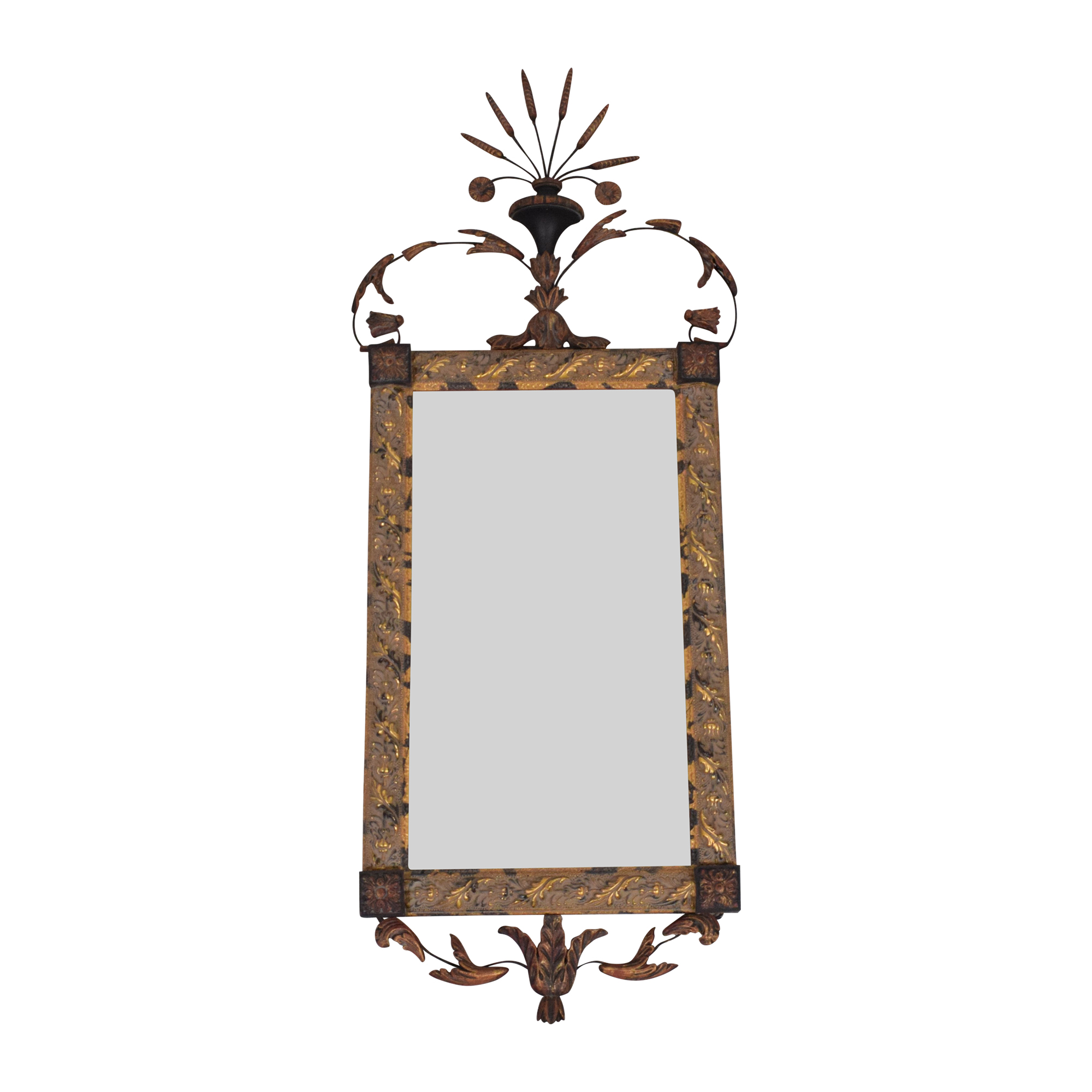 John-Richard John-Richard Decorative Wall Mirror brown and gold